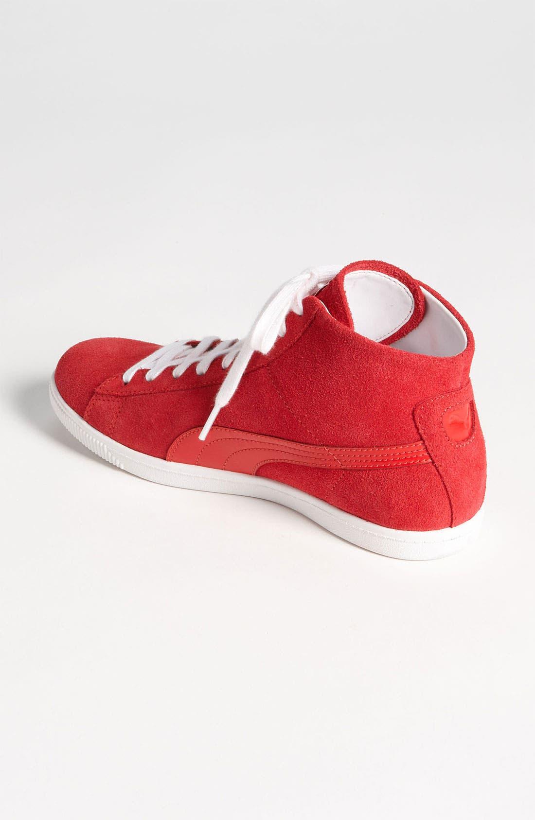 Alternate Image 2  - PUMA 'Glyde Mid' Sneaker (Women)
