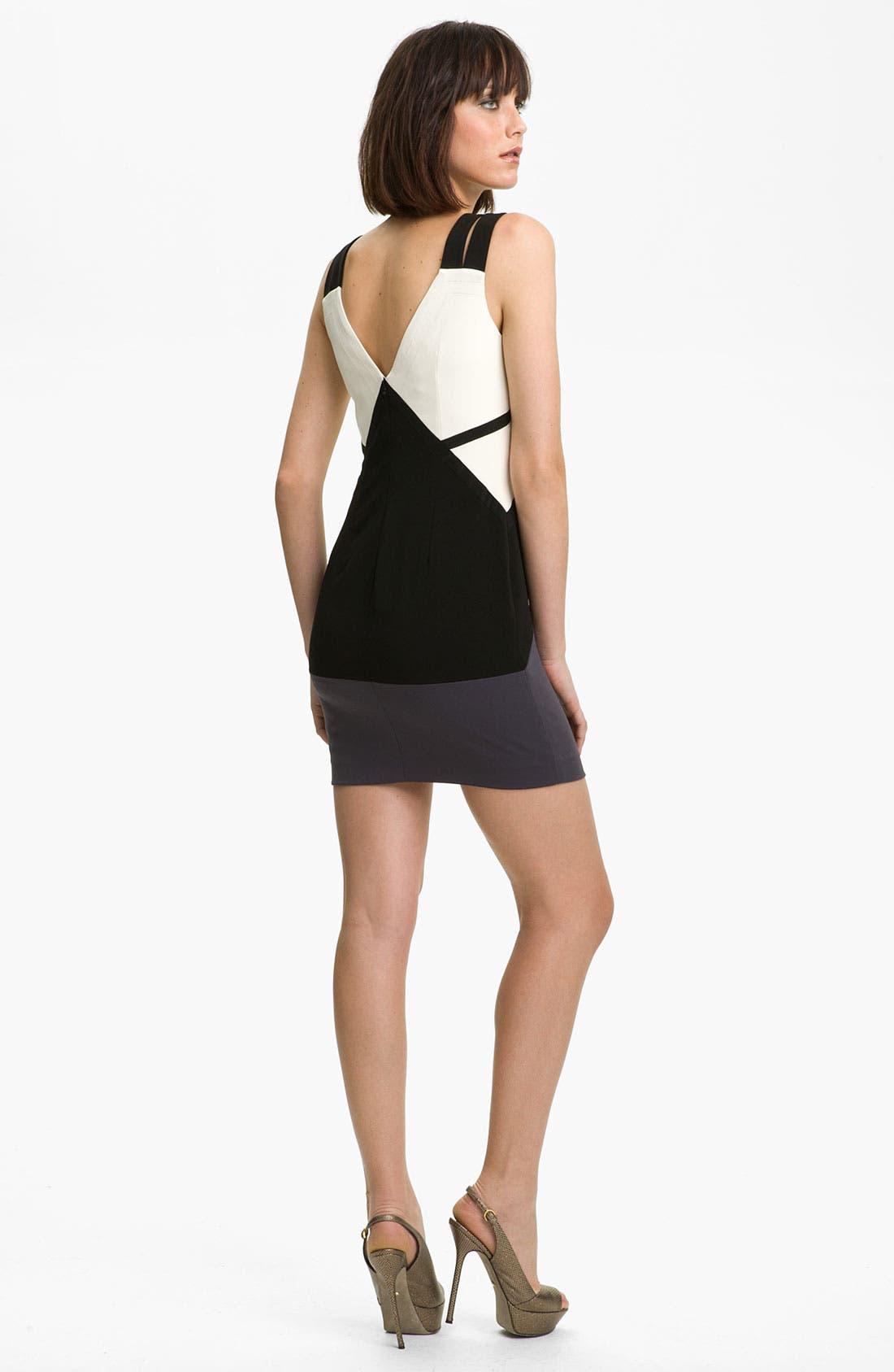 Alternate Image 2  - Jay Godfrey 'Conacher' Colorblock Dress