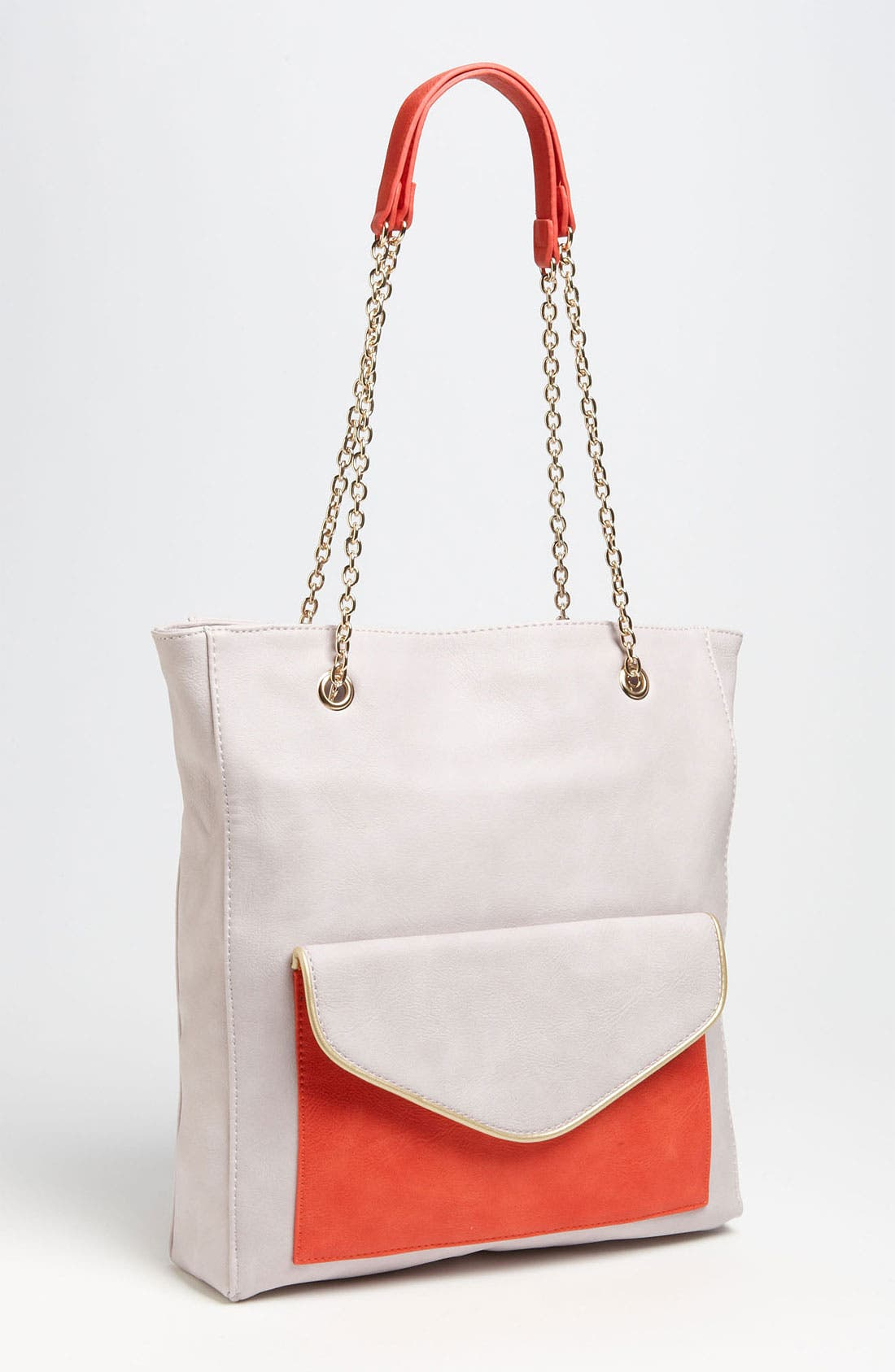 Main Image - Big Buddha Faux Leather Tote