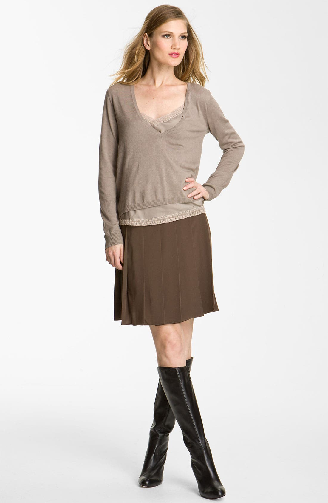 Alternate Image 4  - Weekend Max Mara 'Rivera' Wrap Skirt