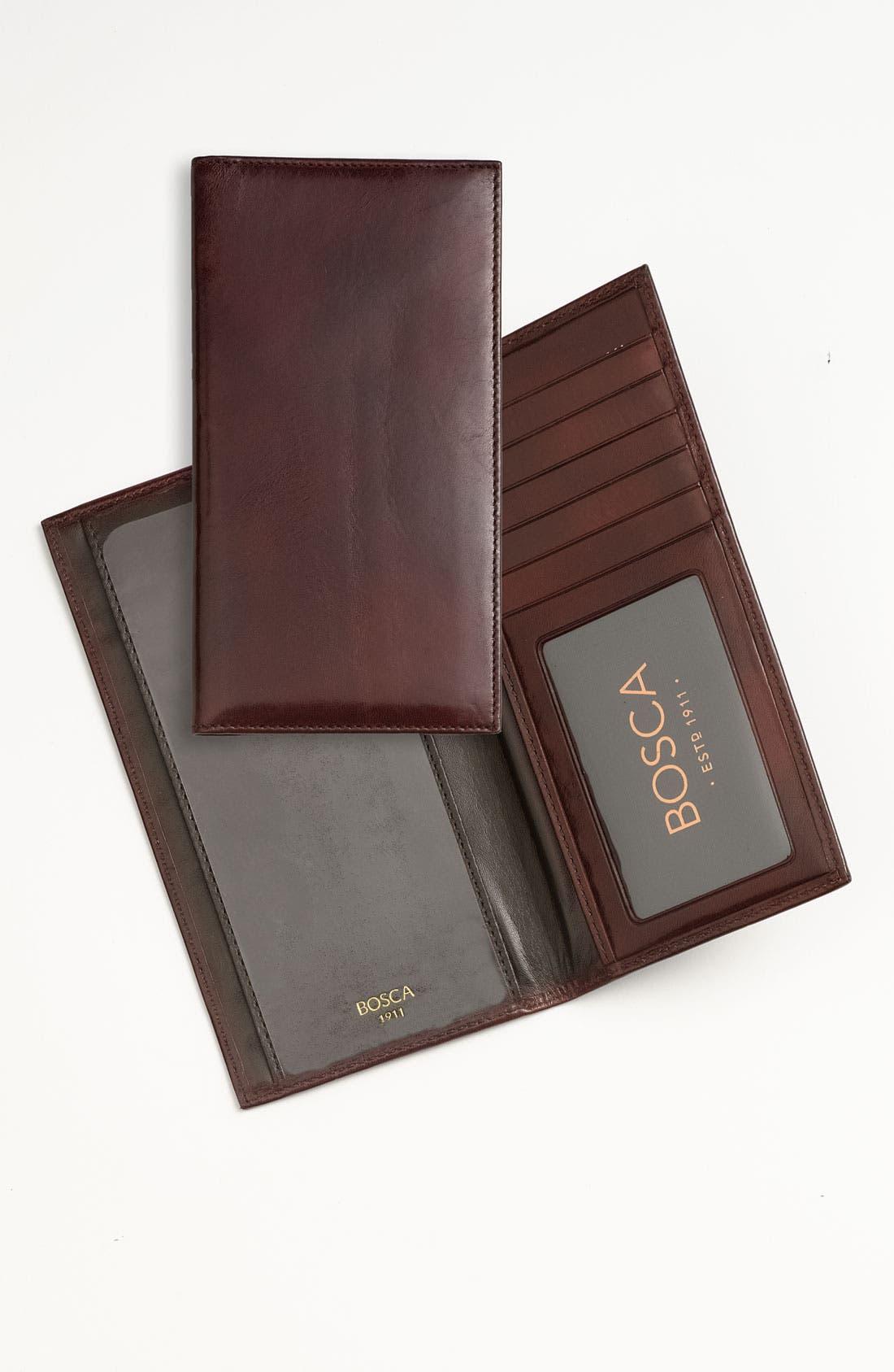 Alternate Image 4  - Bosca 'Old Leather' Checkbook Wallet