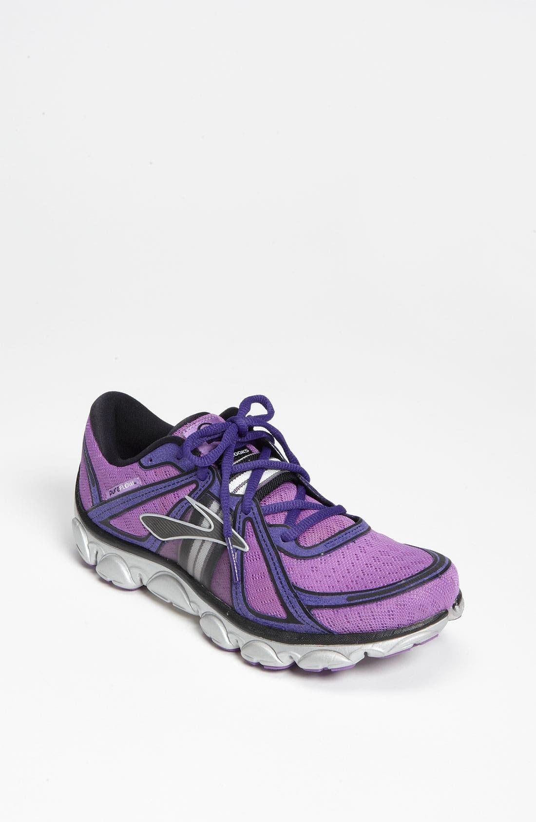 Alternate Image 1 Selected - Brooks 'PureFlow' Running Shoe (Women) (Regular Retail Price: $89.95)