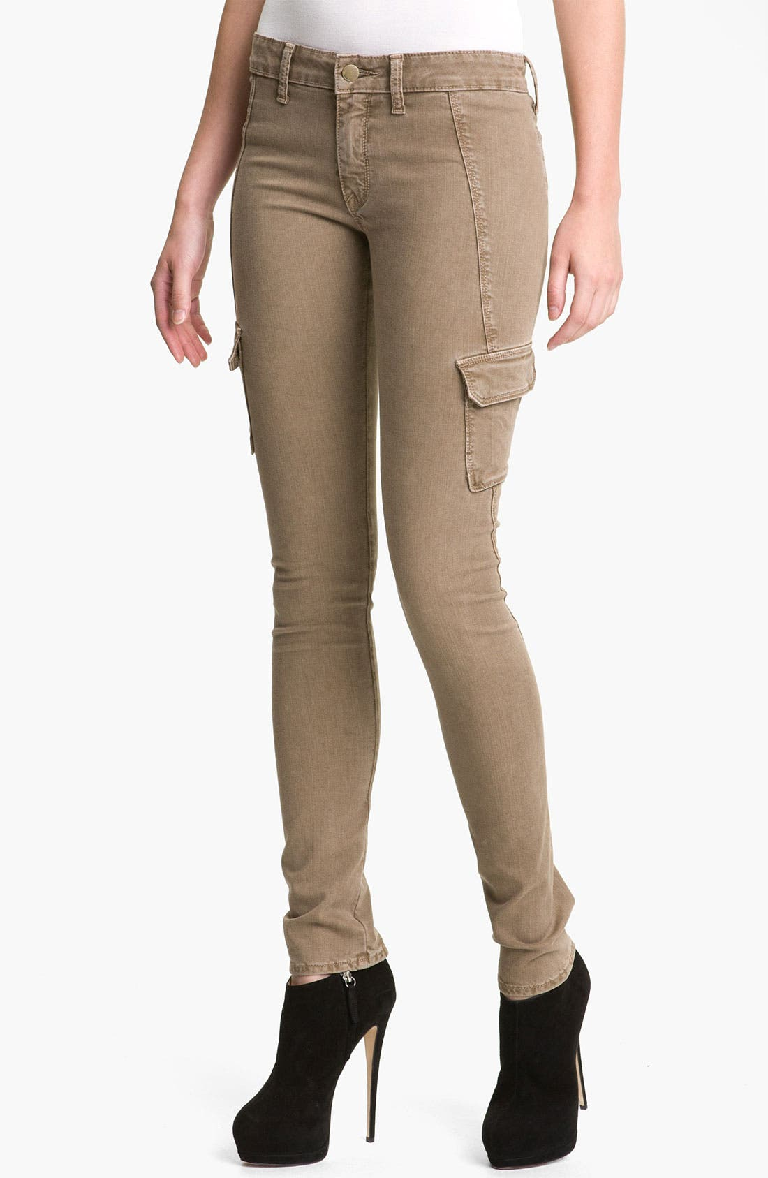Alternate Image 1 Selected - Vince Skinny Leg Cargo Pants