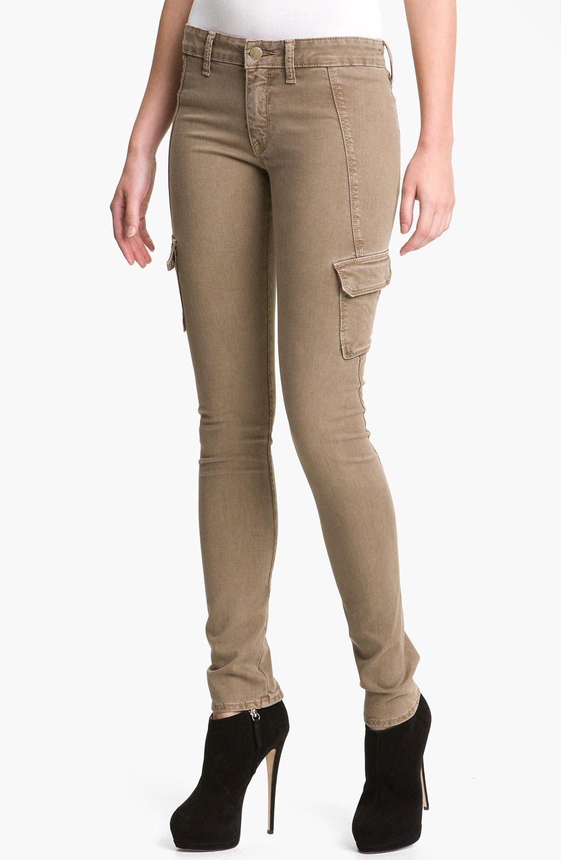 Main Image - Vince Skinny Leg Cargo Pants