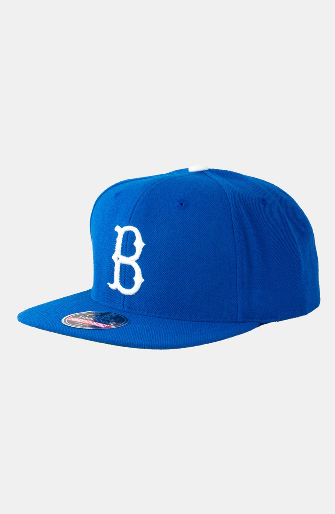 Alternate Image 1 Selected - American Needle 'Brooklyn Dodgers - Cooperstown' Snapback Baseball Cap
