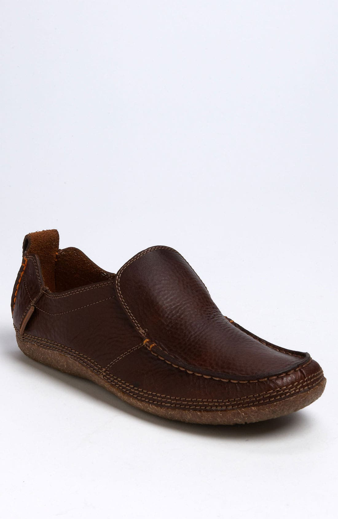 Alternate Image 1 Selected - Hush Puppies® 'Profile' Venetian Loafer