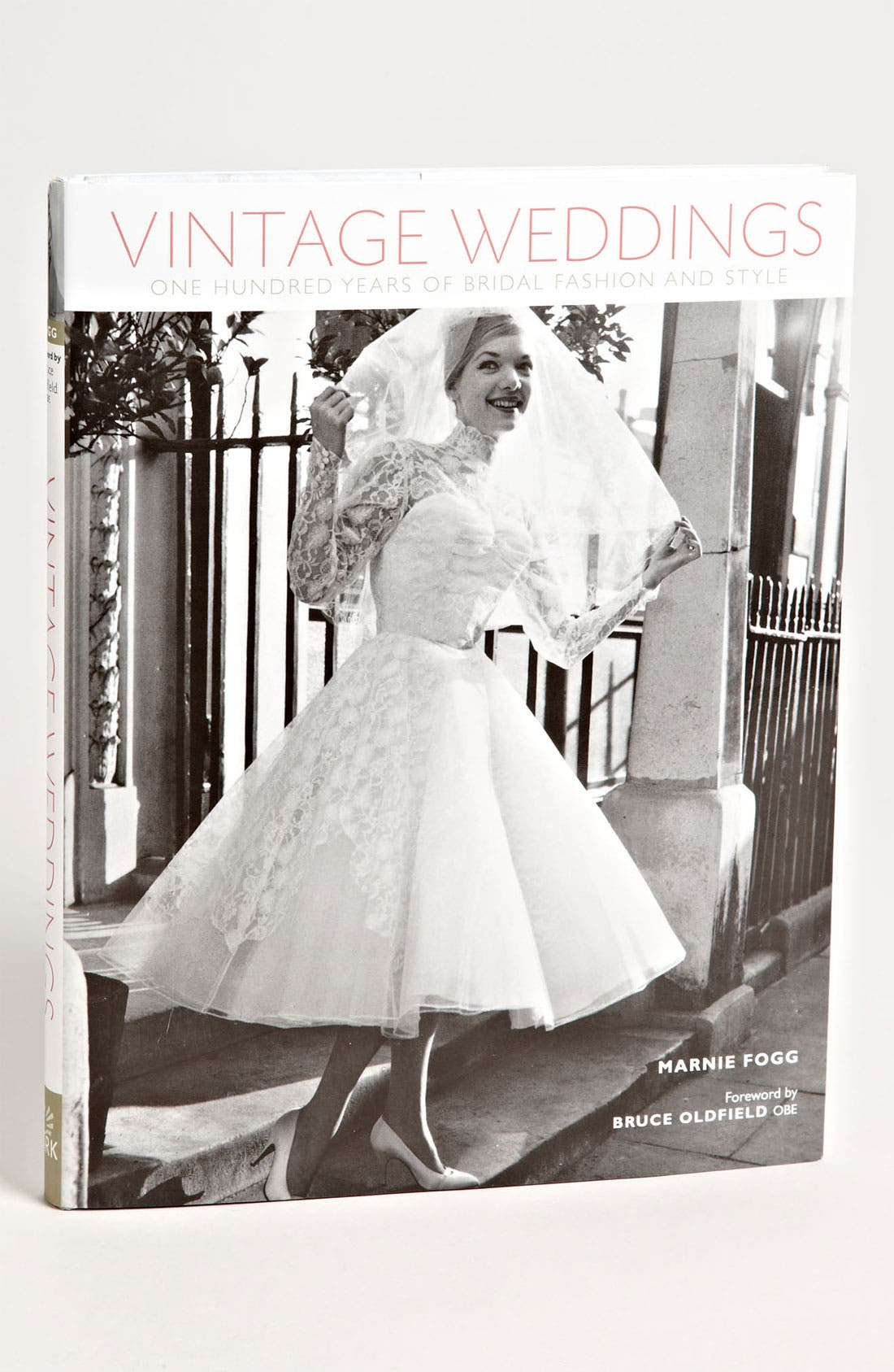 Alternate Image 1 Selected - 'Vintage Weddings: One Hundred Years of Bridal Fashion & Style' Book
