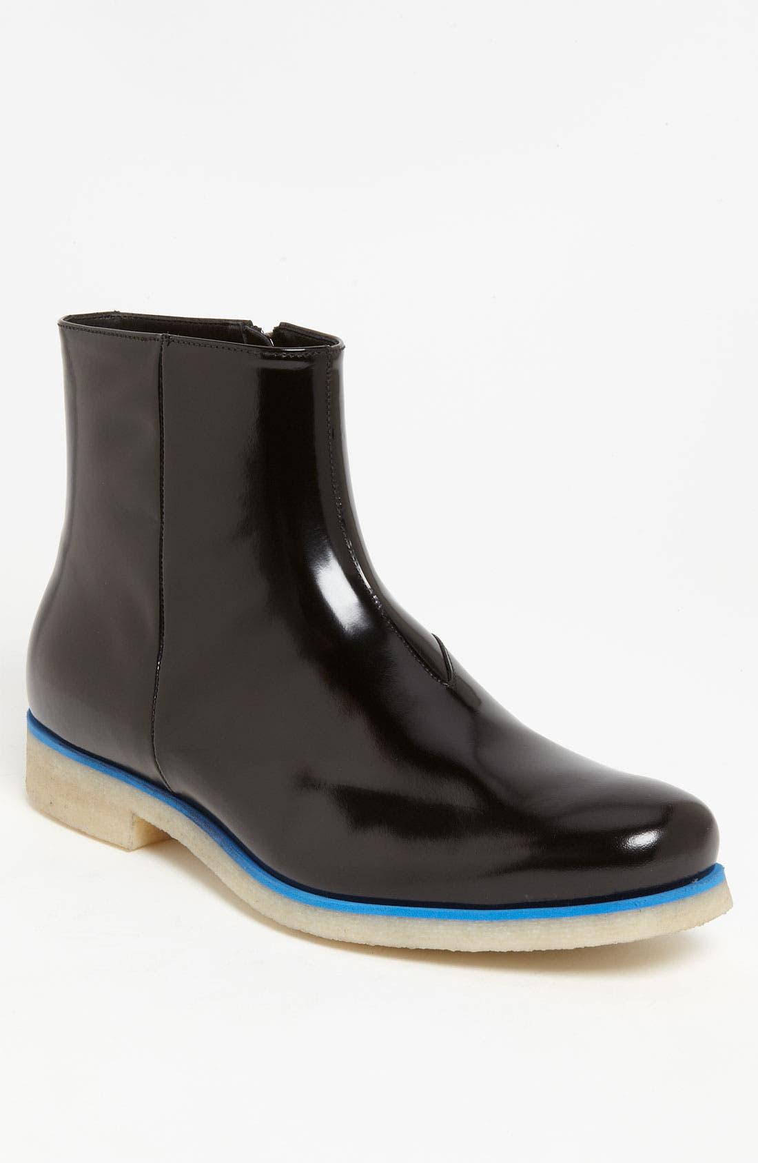 Alternate Image 1 Selected - Prada Plain Toe Boot