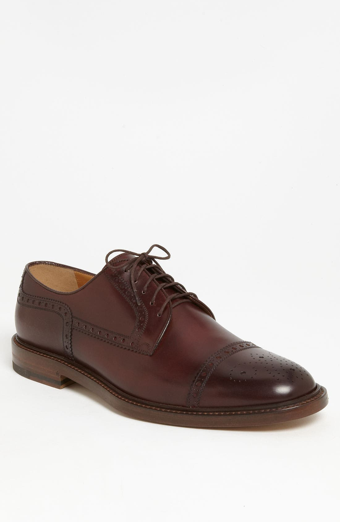 Main Image - Gucci 'Cezanne' Cap Toe Derby (Online Only)