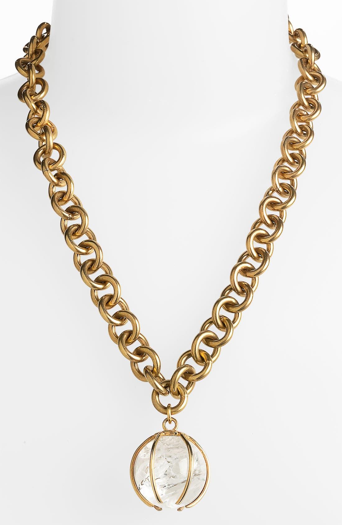 Alternate Image 1 Selected - Kelly Wearstler Quartz Pendant Necklace