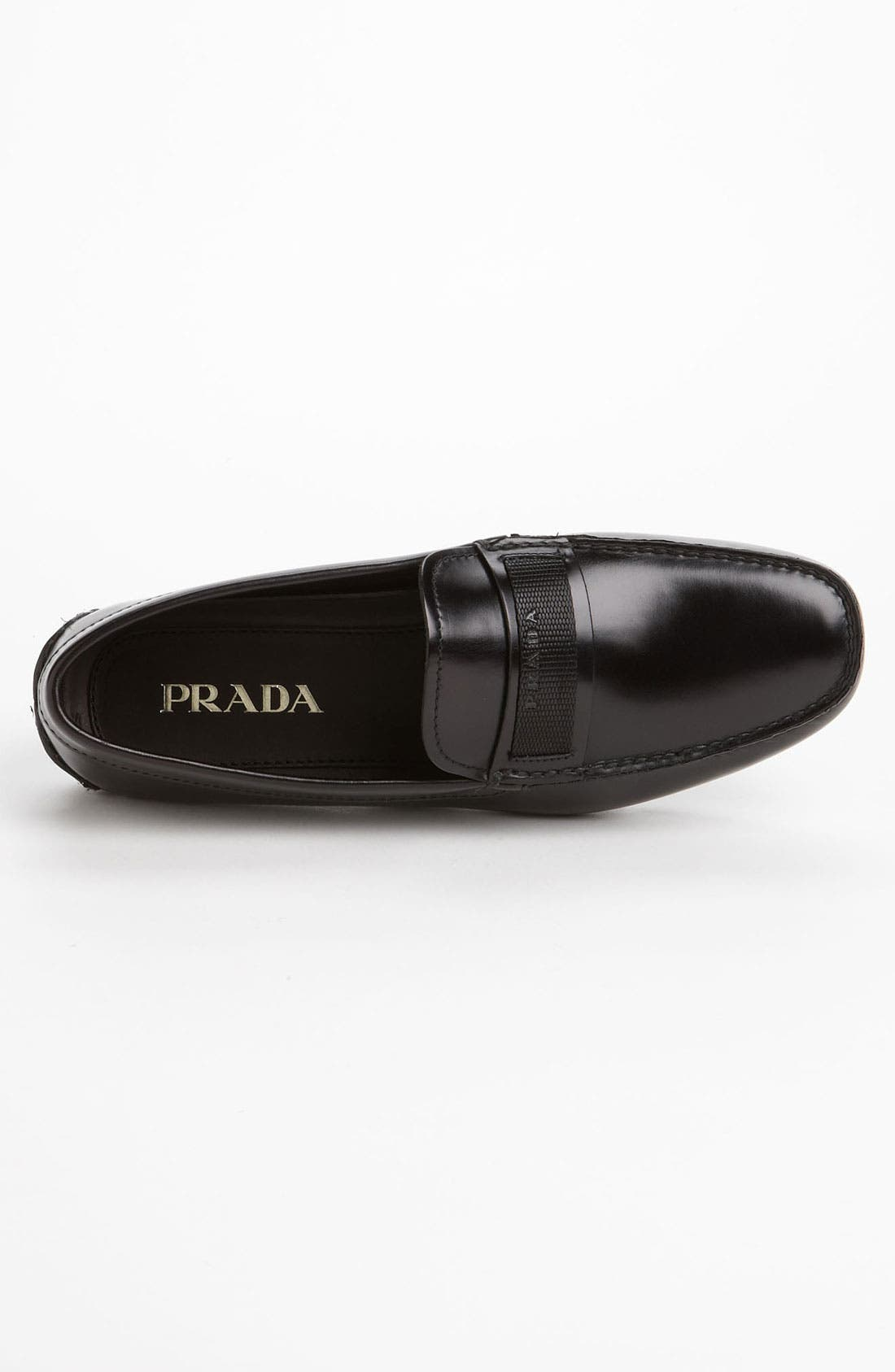 Alternate Image 3  - Prada Driving Moccasin