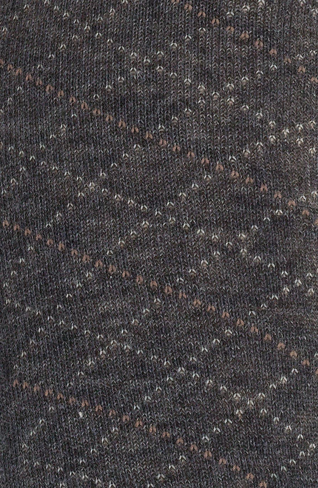 Alternate Image 2  - Cole Haan Grid Socks