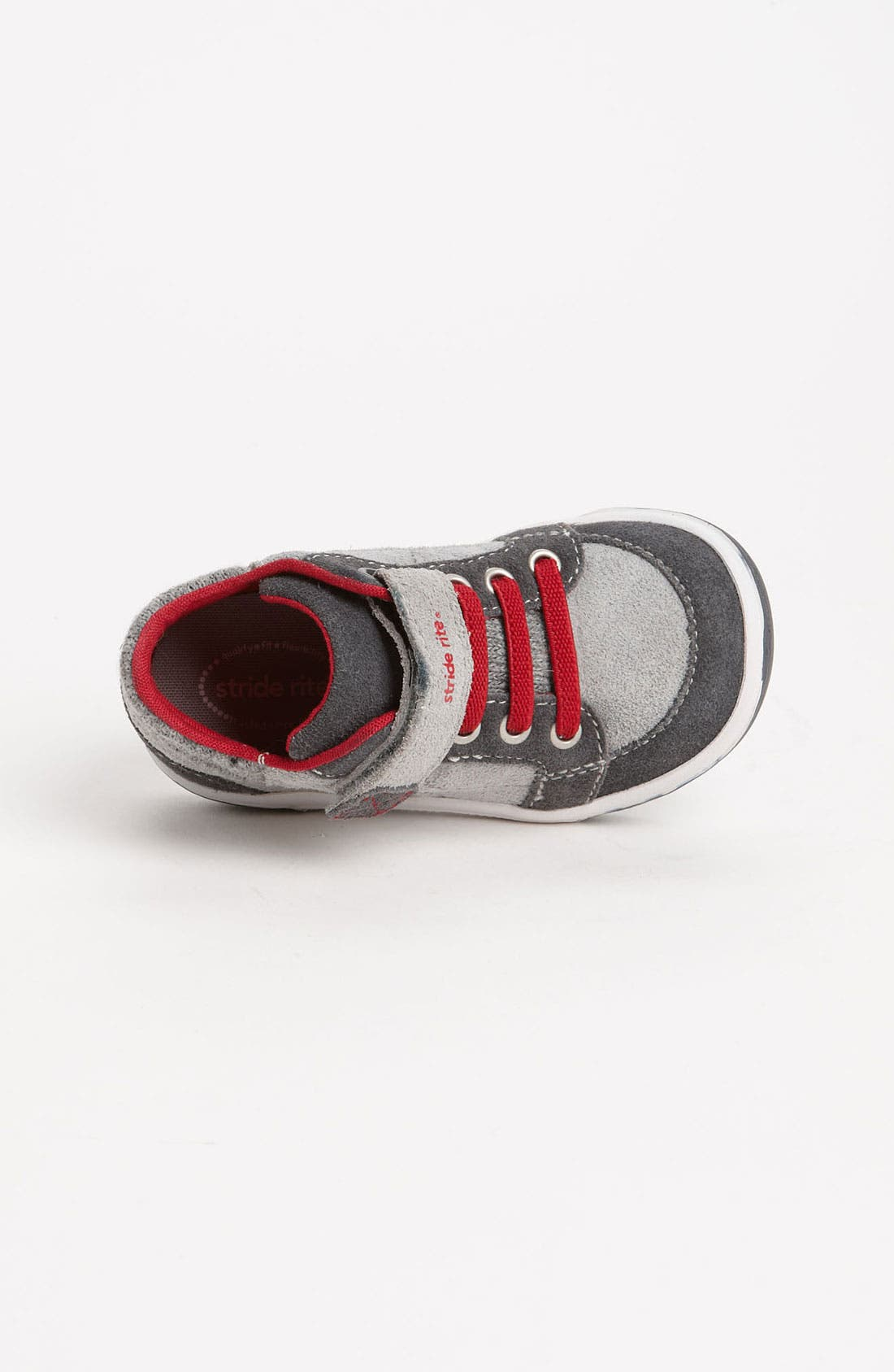 Alternate Image 3  - Stride Rite 'Heath' Sneaker (Baby, Walker & Toddler)