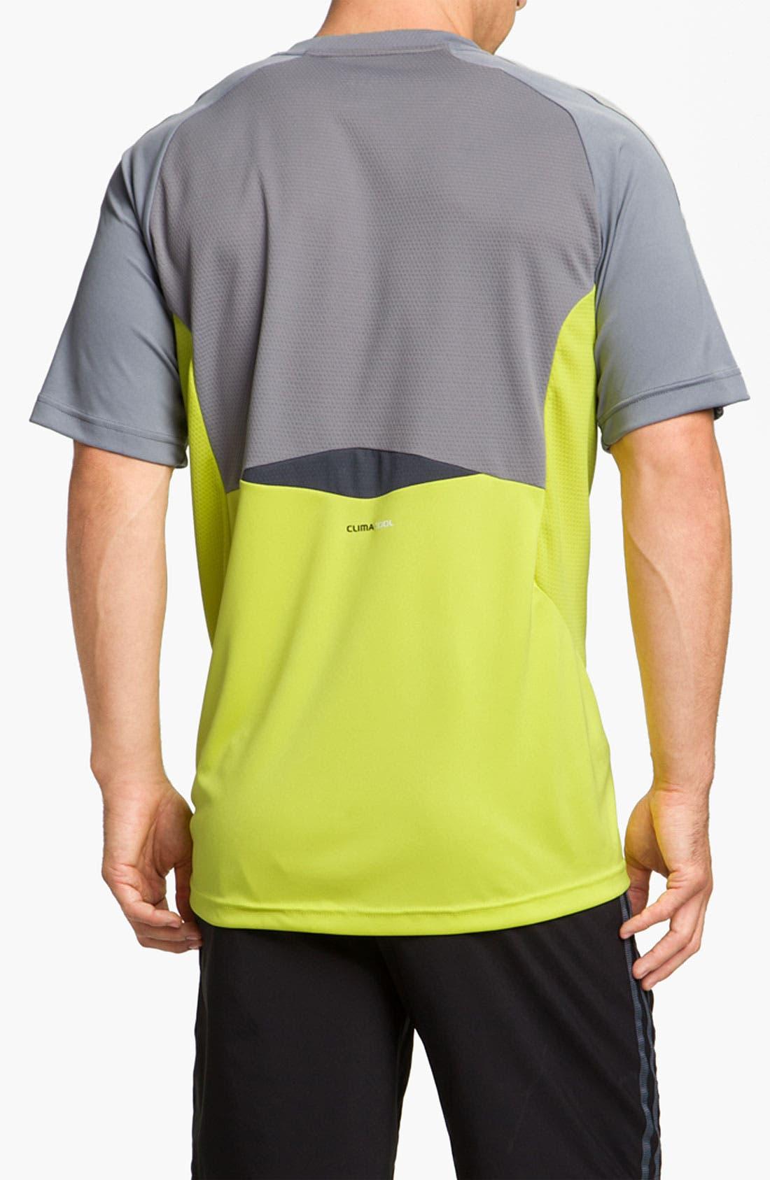 Alternate Image 2  - adidas '365' CLIMACOOL® T-Shirt