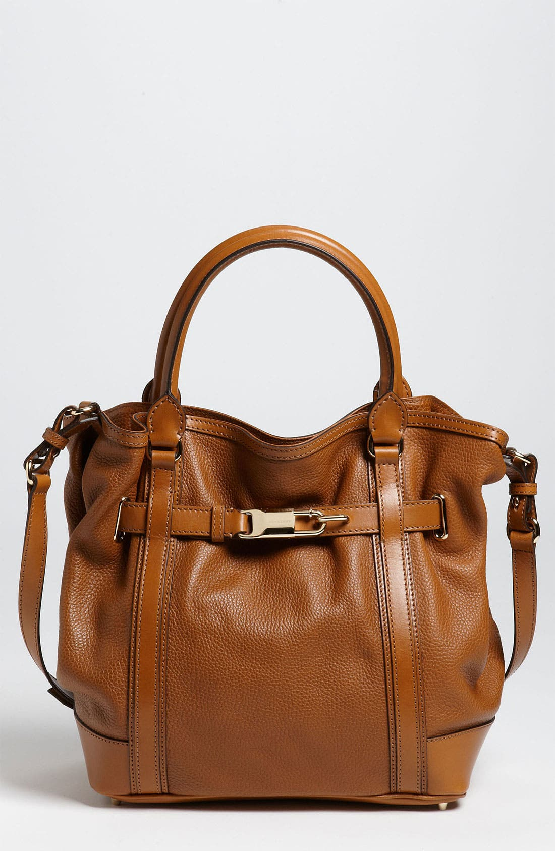 Main Image - Burberry Leather Tote