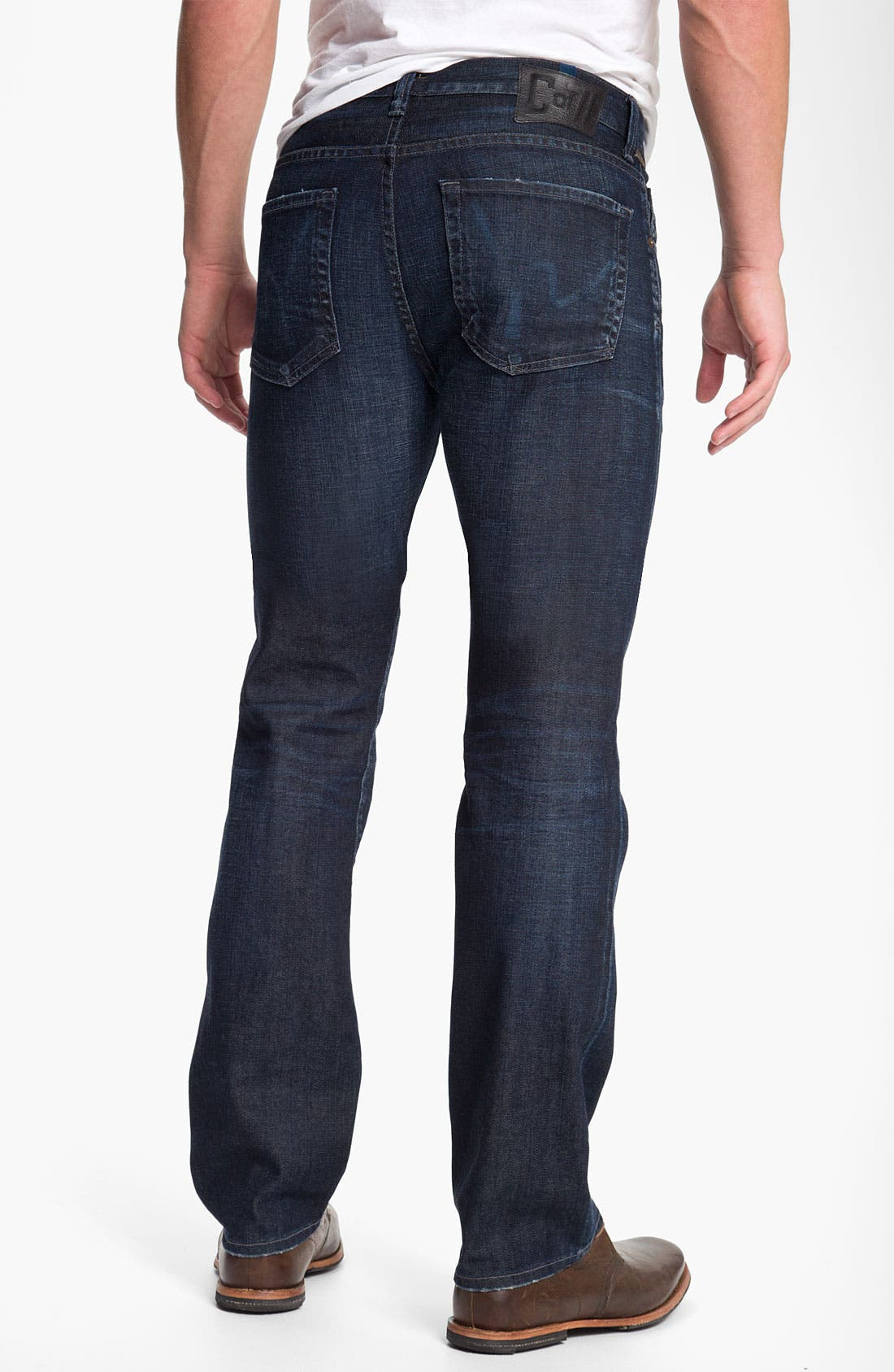 Alternate Image 2  - Citizens of Humanity 'Sid' Straight Leg Jeans (Sherman)
