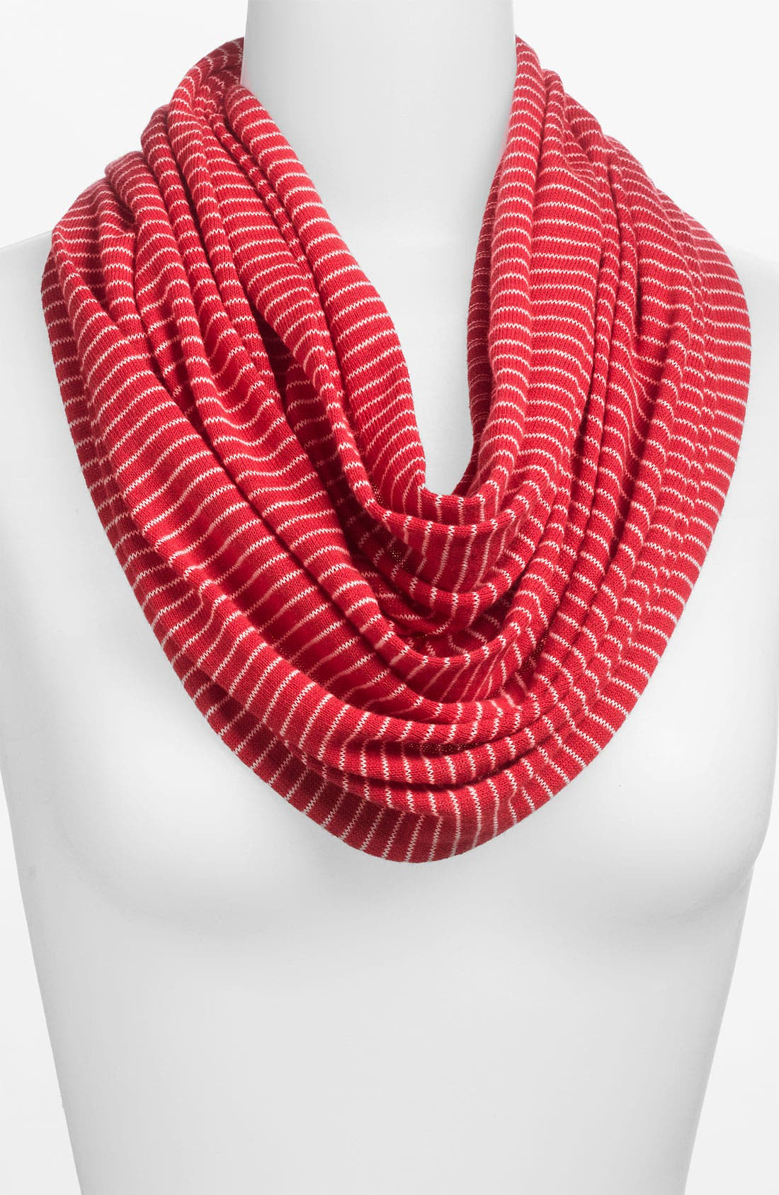 Alternate Image 1 Selected - BP. Stripe Infinity Scarf
