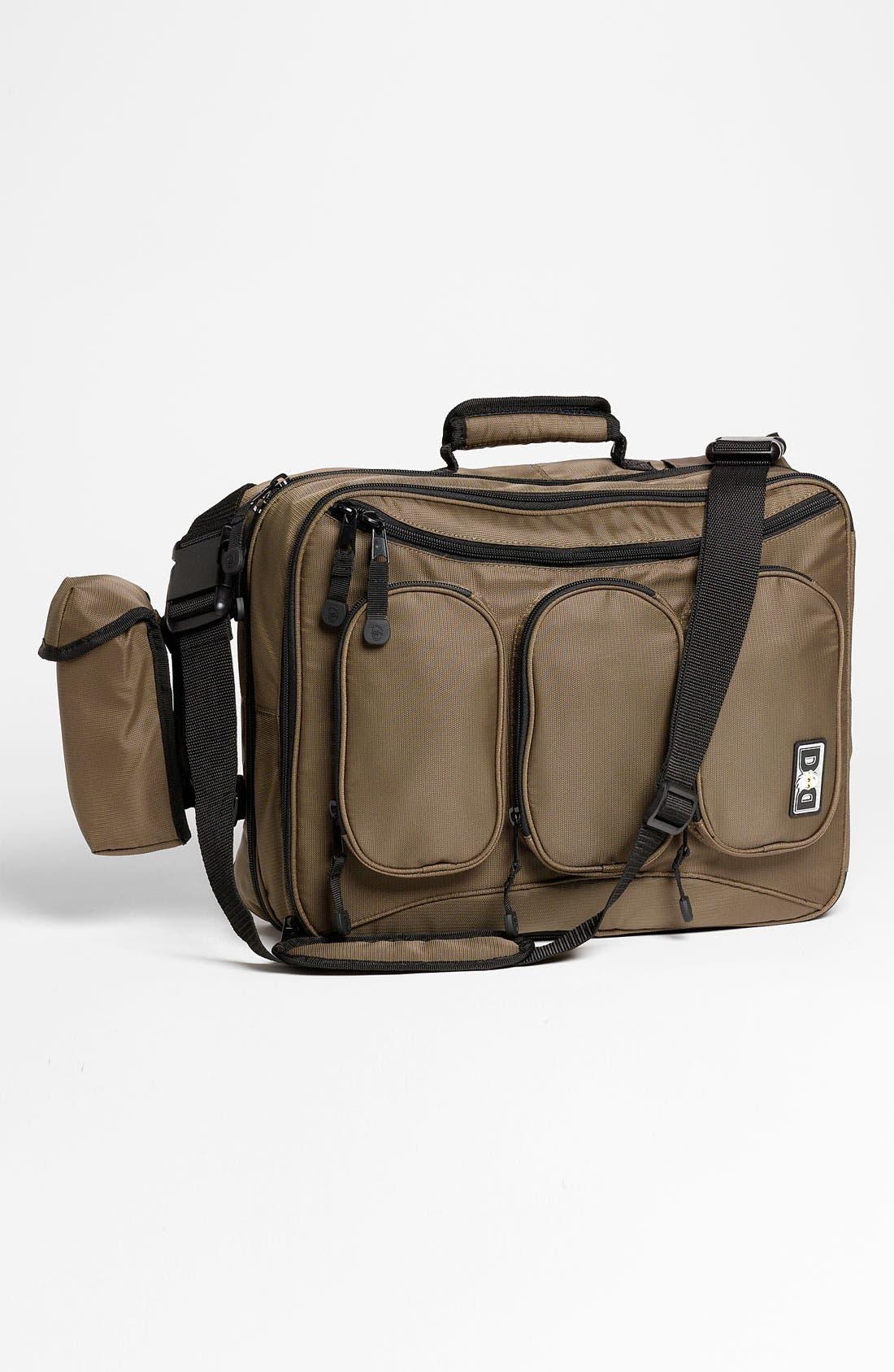 Alternate Image 1 Selected - Diaper Dude Convertible Diaper Bag