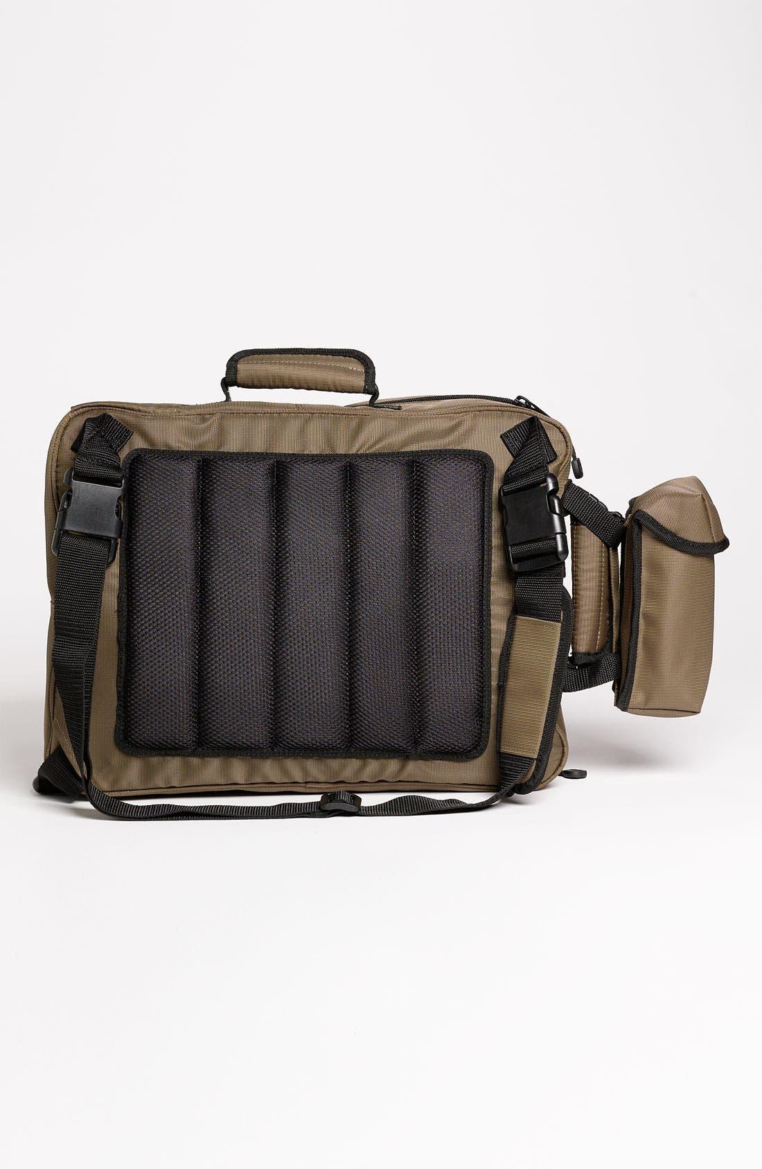 Alternate Image 3  - Diaper Dude Convertible Diaper Bag
