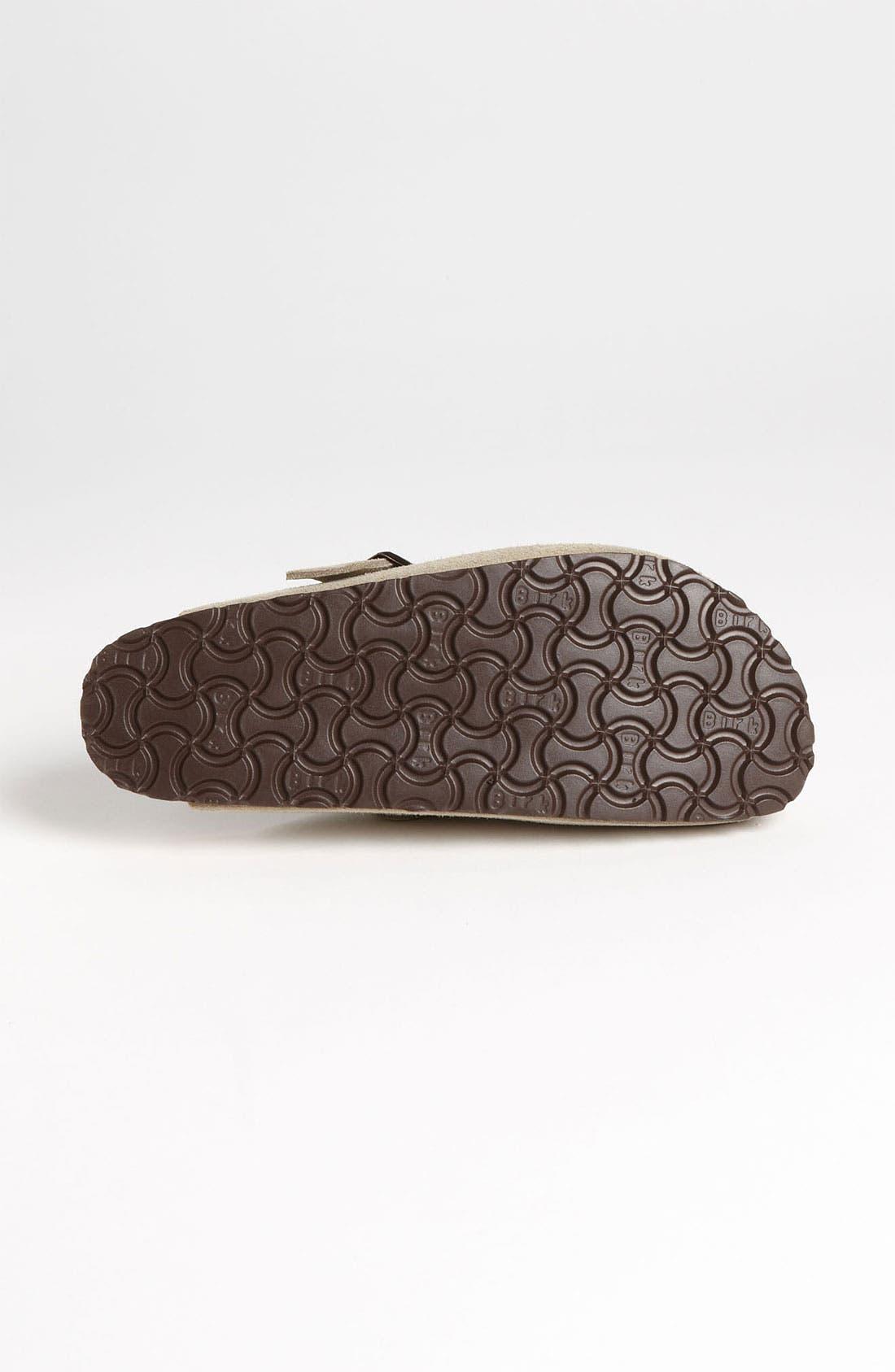 Alternate Image 4  - Birkenstock 'Boston' Soft Footbed Clog (Women)