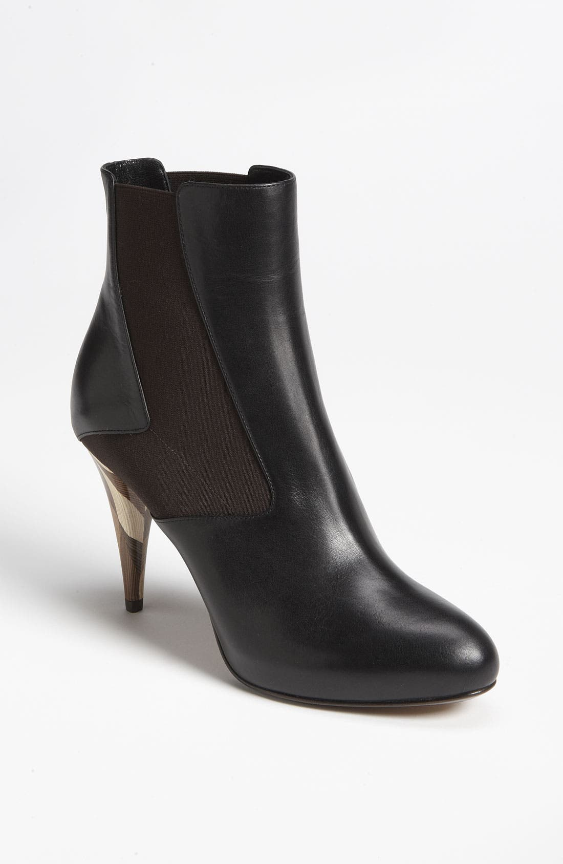 Alternate Image 1 Selected - Fendi 'Wuthering Heights' Gored Short Boot