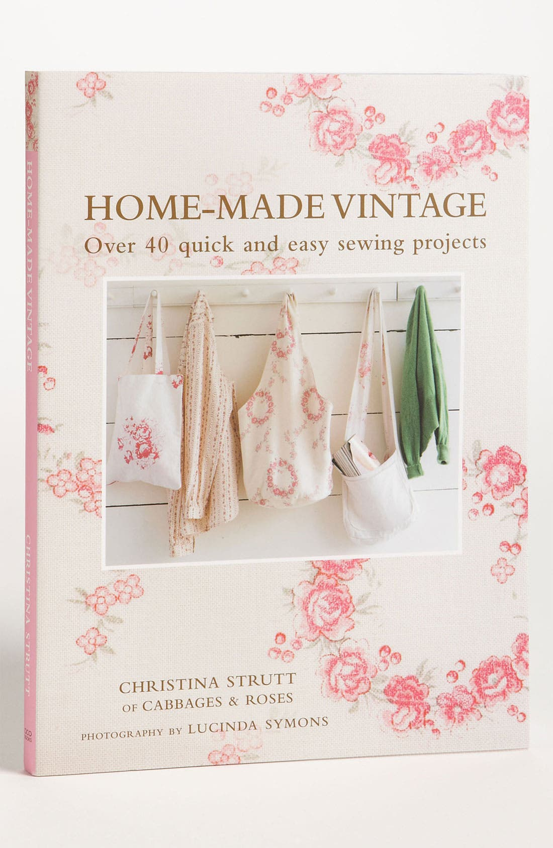 Alternate Image 1 Selected - 'Home-Made Vintage' Sewing Book