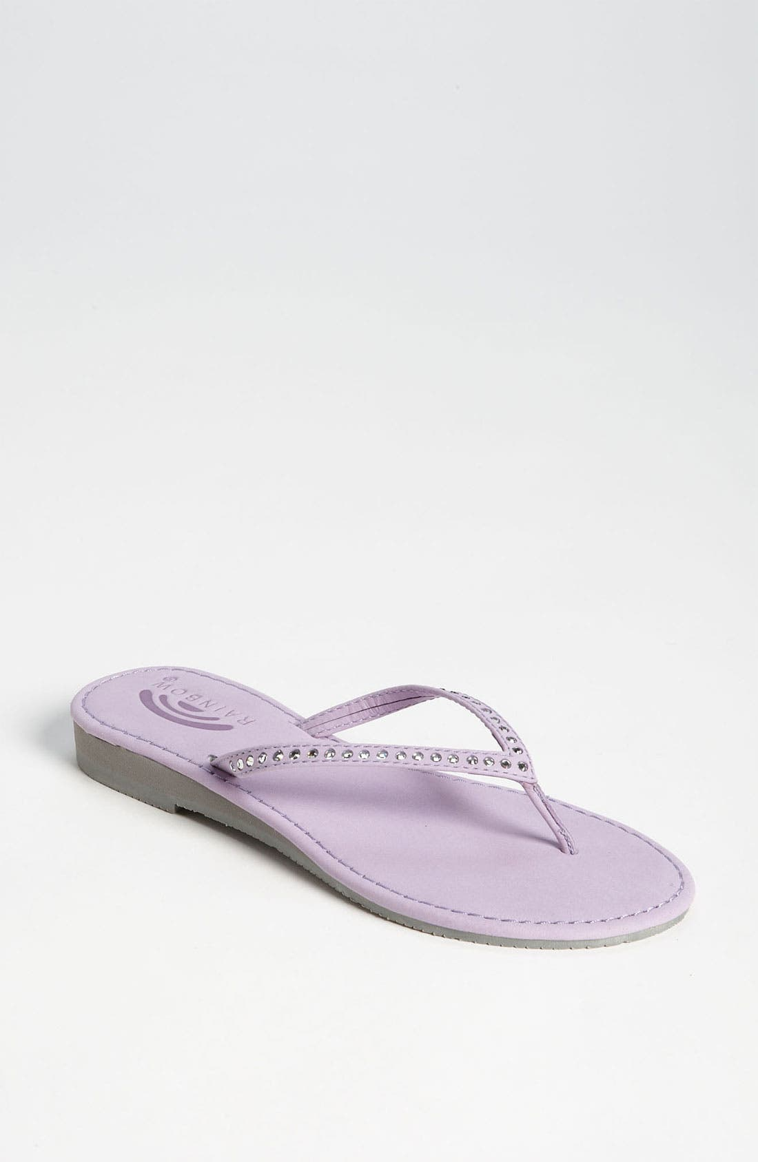 Alternate Image 1 Selected - Rainbow 'Lola' Flip Flop (Women)