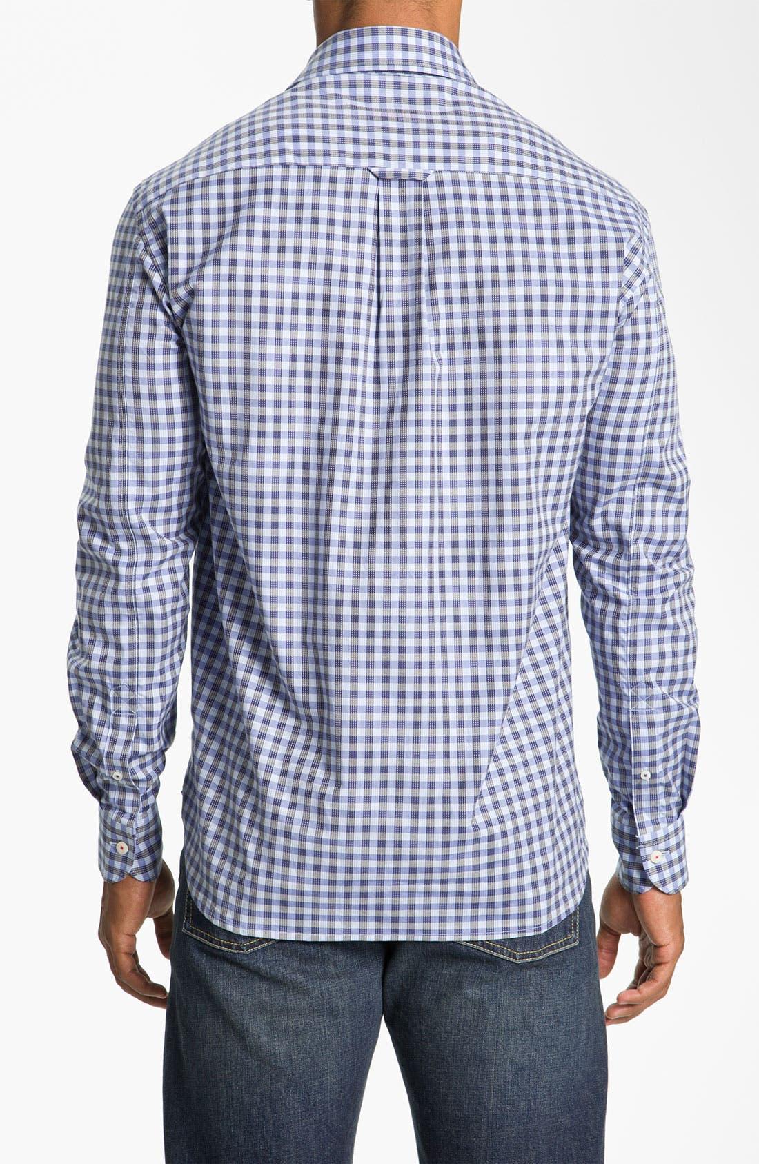 Alternate Image 2  - Tommy Bahama 'Waterway' Sport Shirt