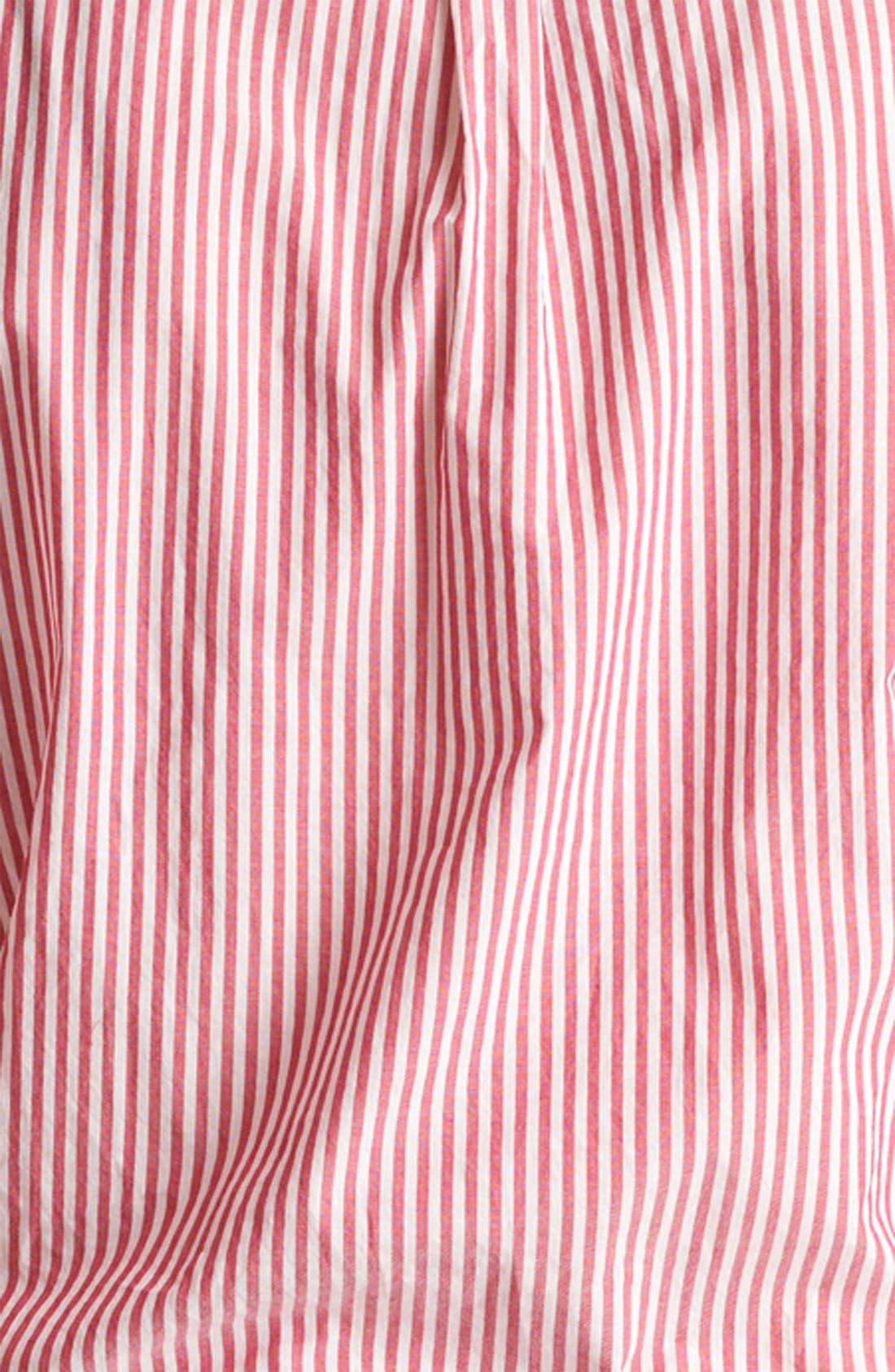 Alternate Image 3  - Todd Snyder Stripe Sport Shirt