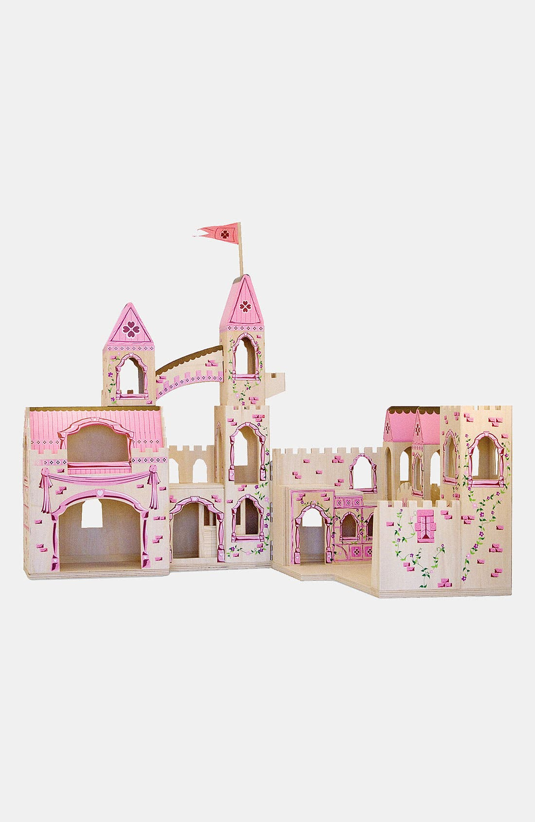 Alternate Image 3  - Melissa & Doug Wood Play Castle