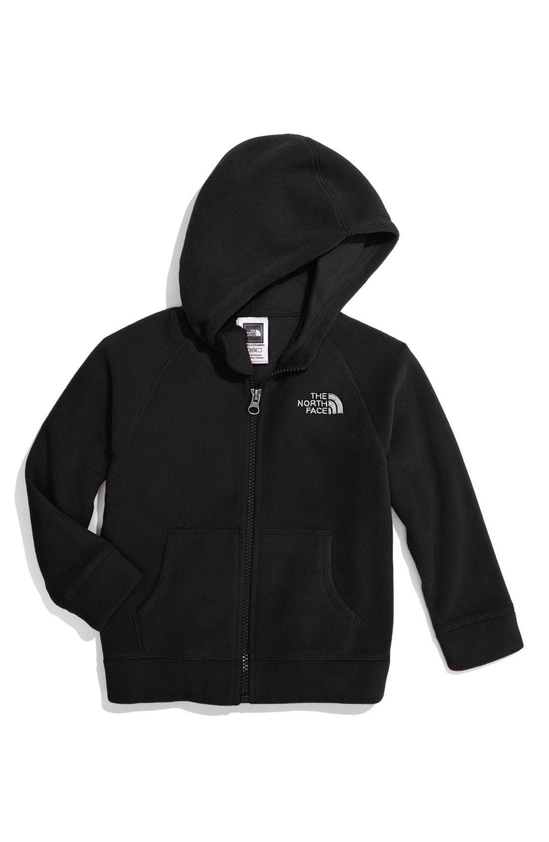 Main Image - The North Face 'Glacier' Fleece Jacket (Toddler)
