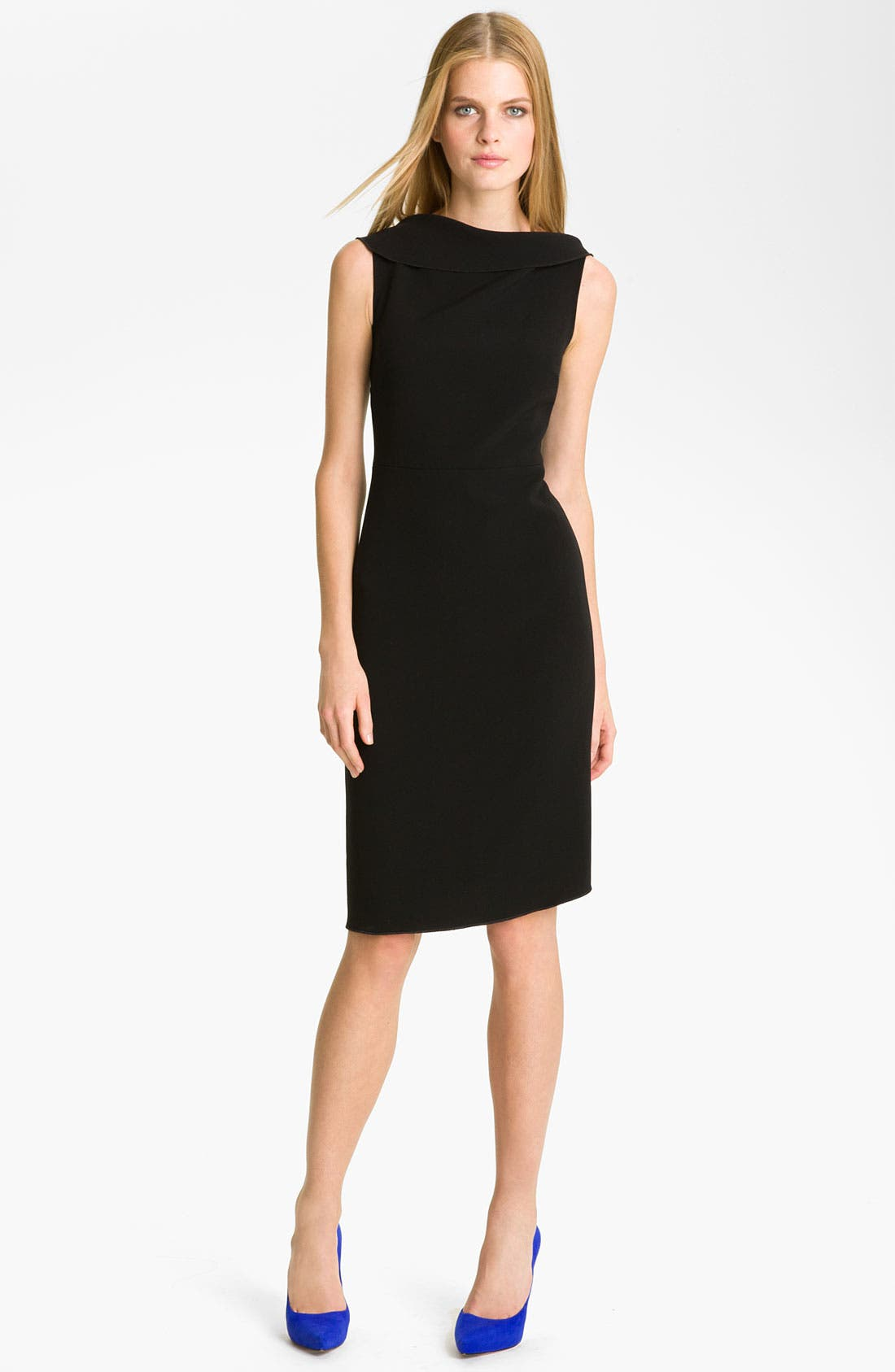 Main Image - Rachel Roy Double Face Sheath Dress