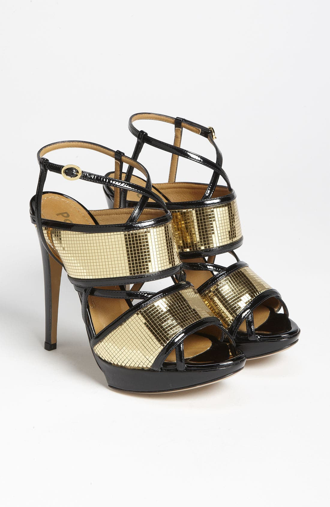Alternate Image 4  - Pollini Slingback Sandal