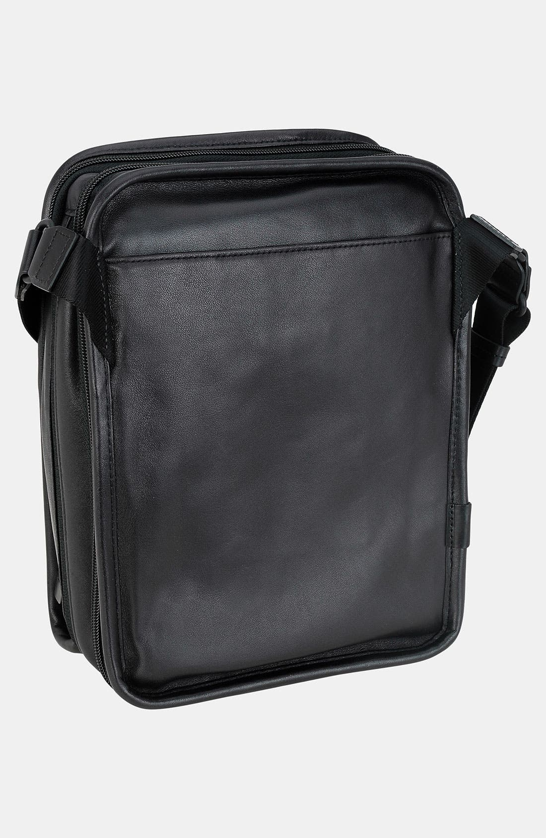 Alternate Image 2  - Tumi 'Alpha' Organizer Travel Leather Tote