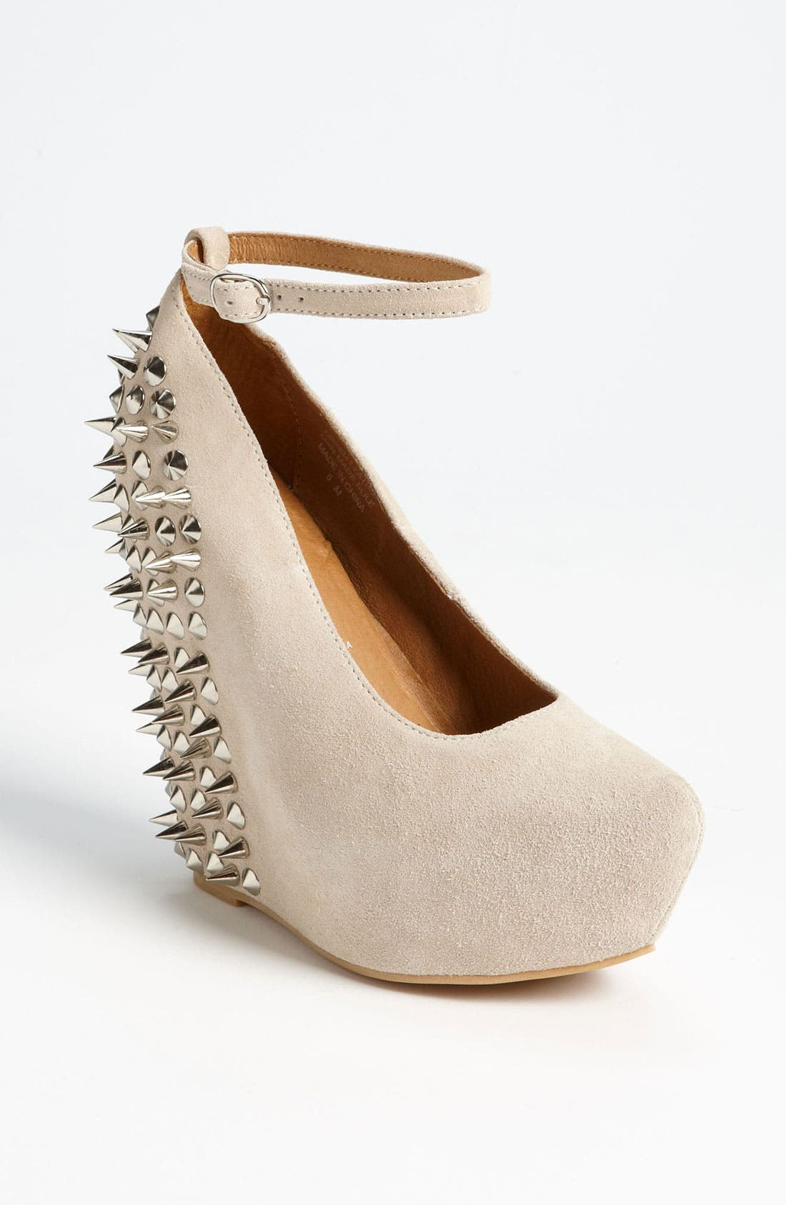 Alternate Image 1 Selected - Jeffrey Campbell 'Aubrey Spike' Pump