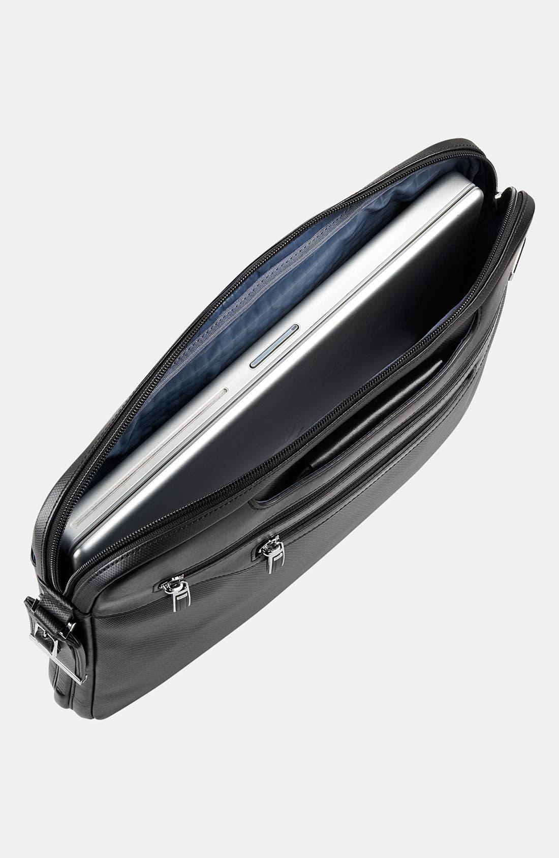 Alternate Image 3  - Tumi 'Arrive - Tegel' Slim Leather Portfolio