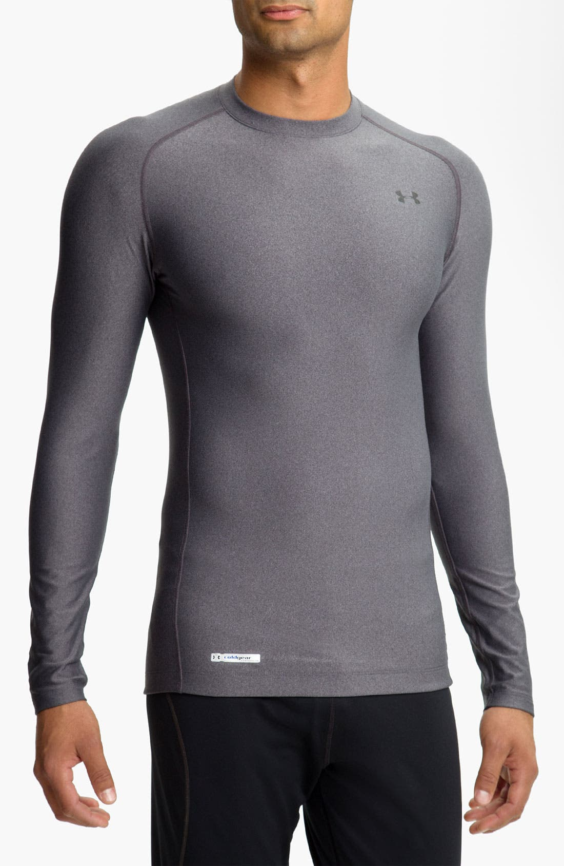 Alternate Image 1 Selected - Under Armour 'Evo' ColdGear® Compression T-Shirt (Online Exclusive)