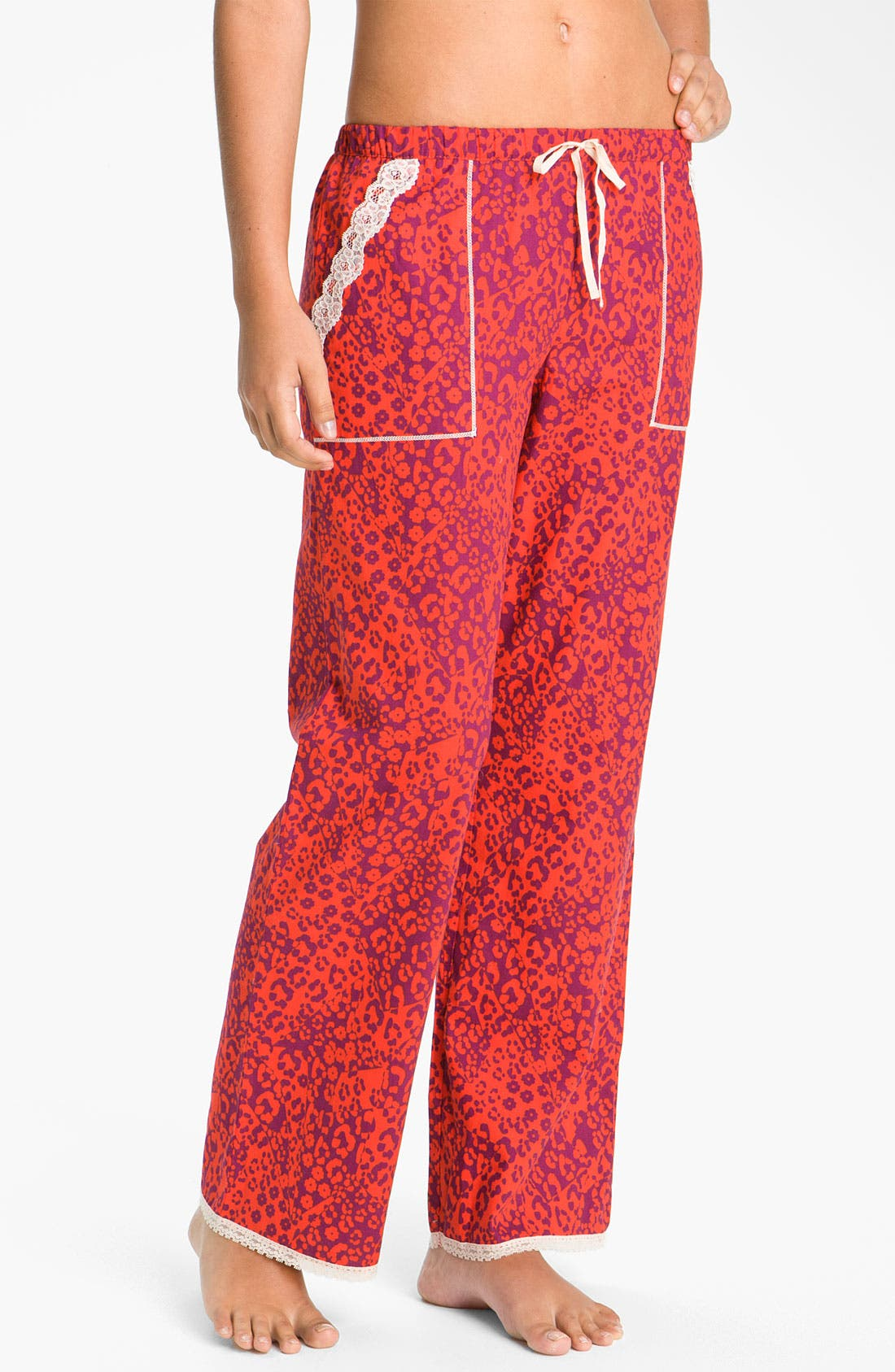 Main Image - Kensie 'Finding Flora' Pajama Pants