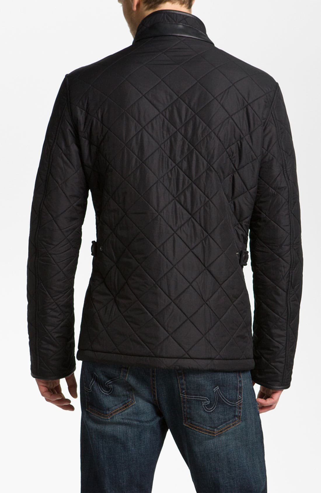 Alternate Image 2  - Barbour 'Powell' Regular Fit Quilted Jacket