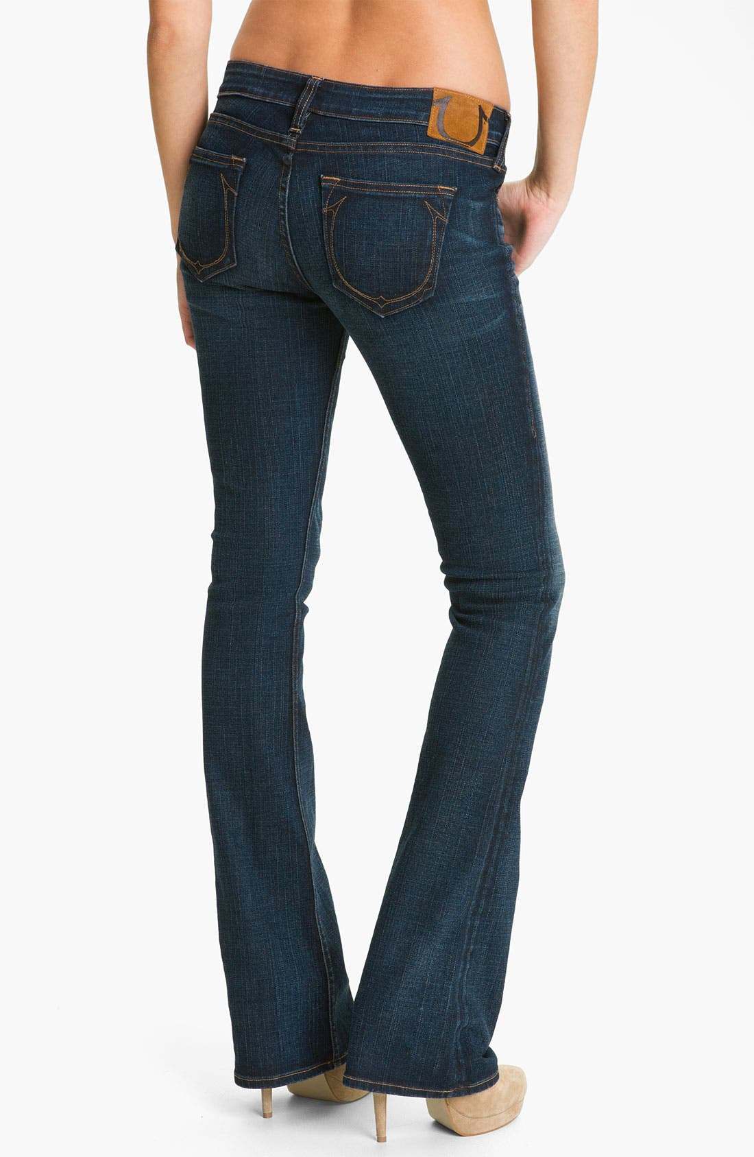 Alternate Image 2  - True Religion Brand Jeans 'Bobby' Boot Cut Jeans (Tim Luckdraw)