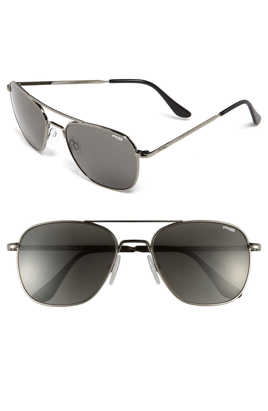 Alternate Image 1 Selected - Randolph Engineering 'Aviator' 58mm Sunglasses