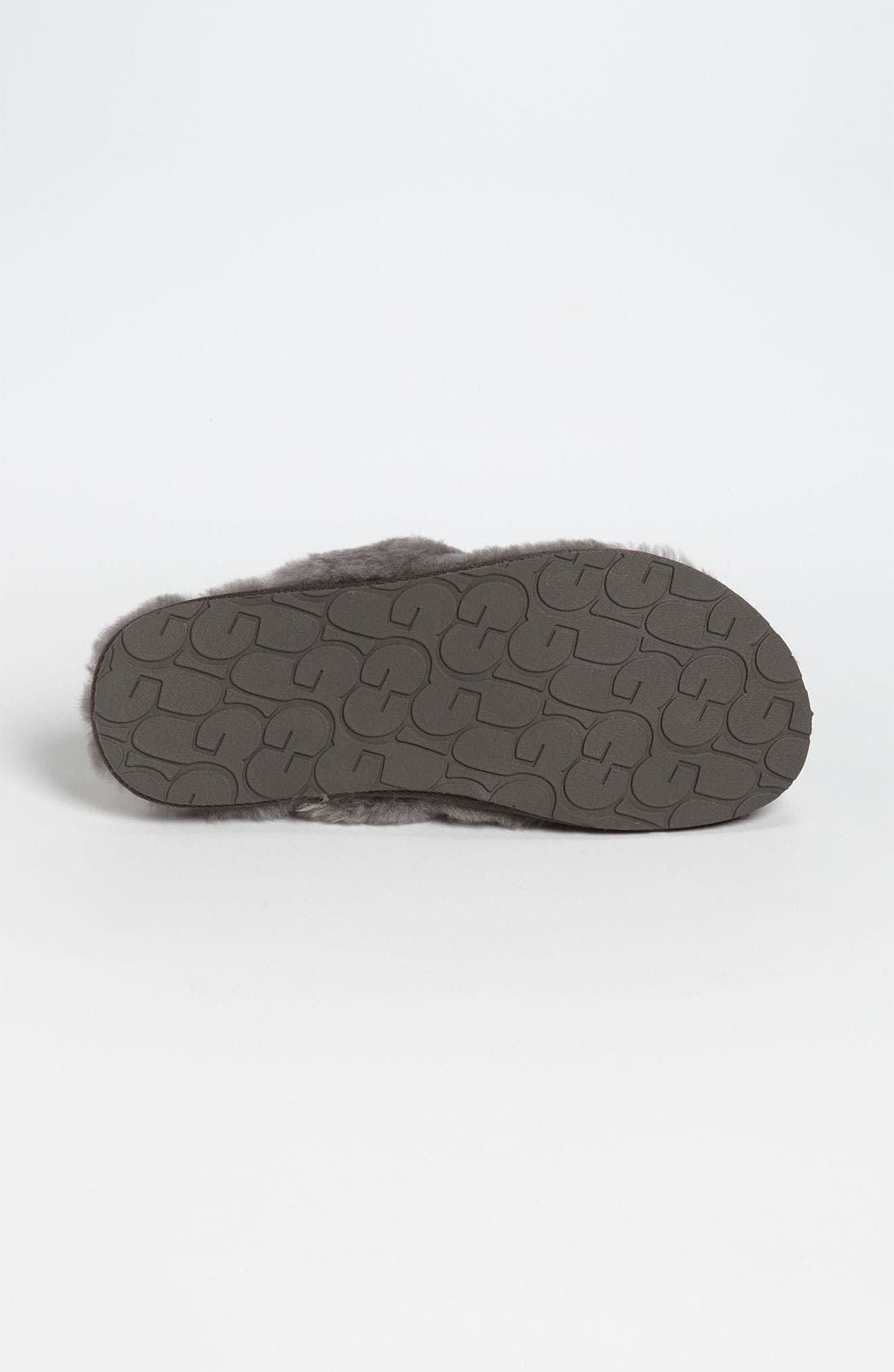 Alternate Image 4  - UGG® 'Fluff II' Flip Flop (Women)