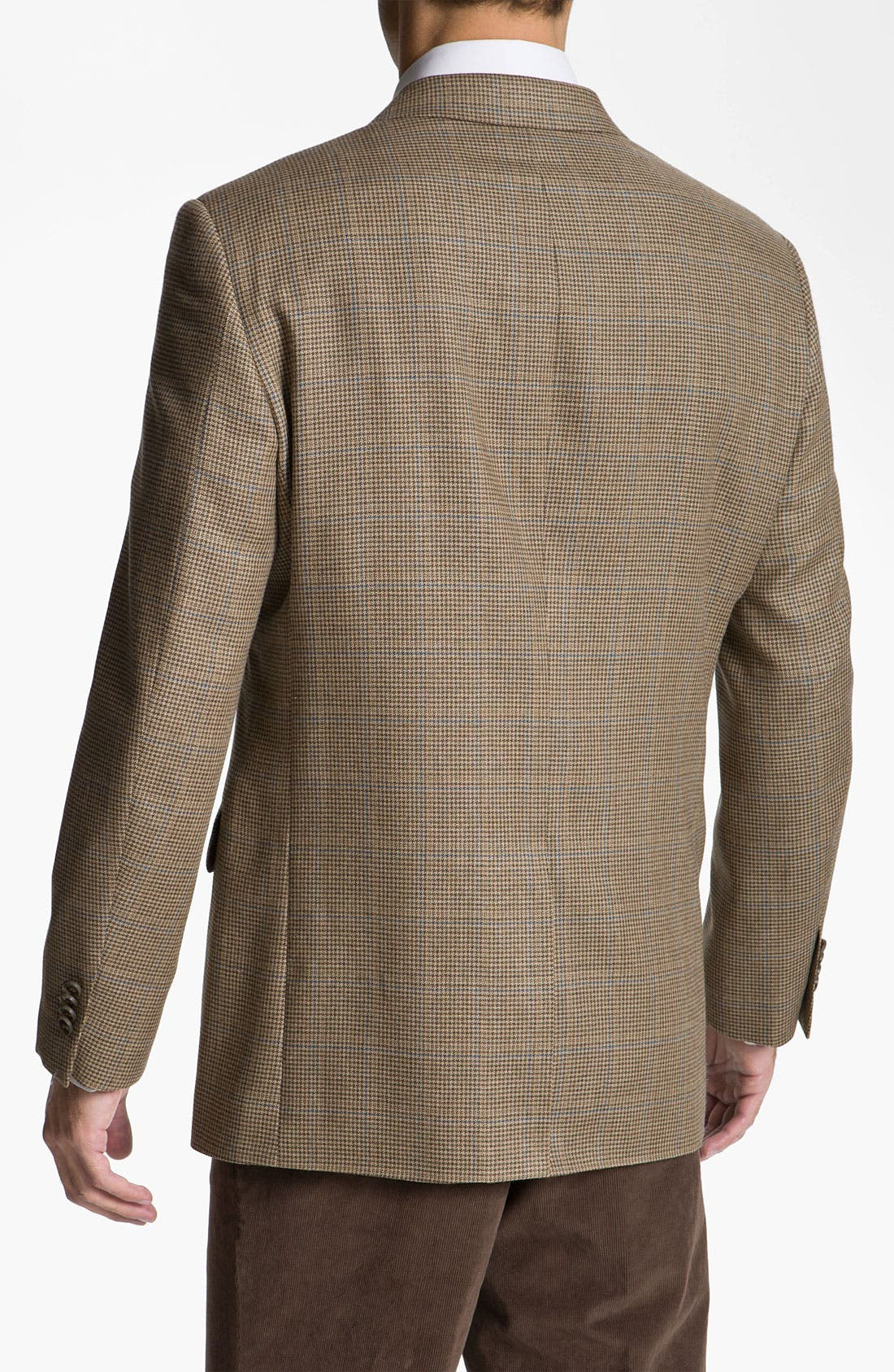 Alternate Image 2  - John W. Nordstrom® Houndstooth Sportcoat