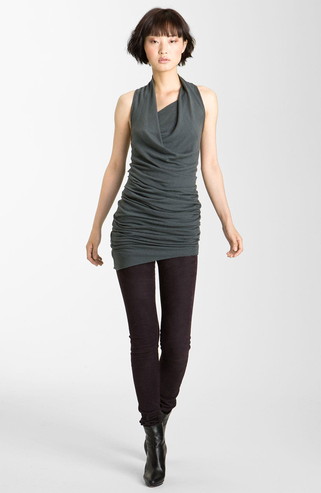 Main Image - Helmut Lang Cowl Neck Top