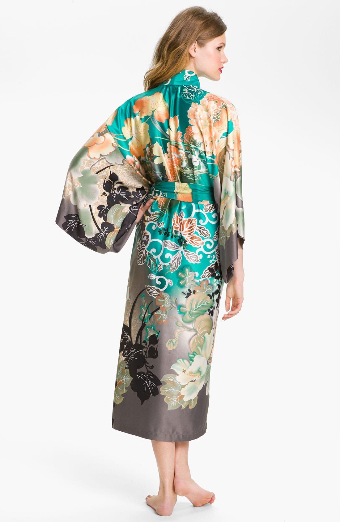 Alternate Image 2  - Natori 'Ming' Robe