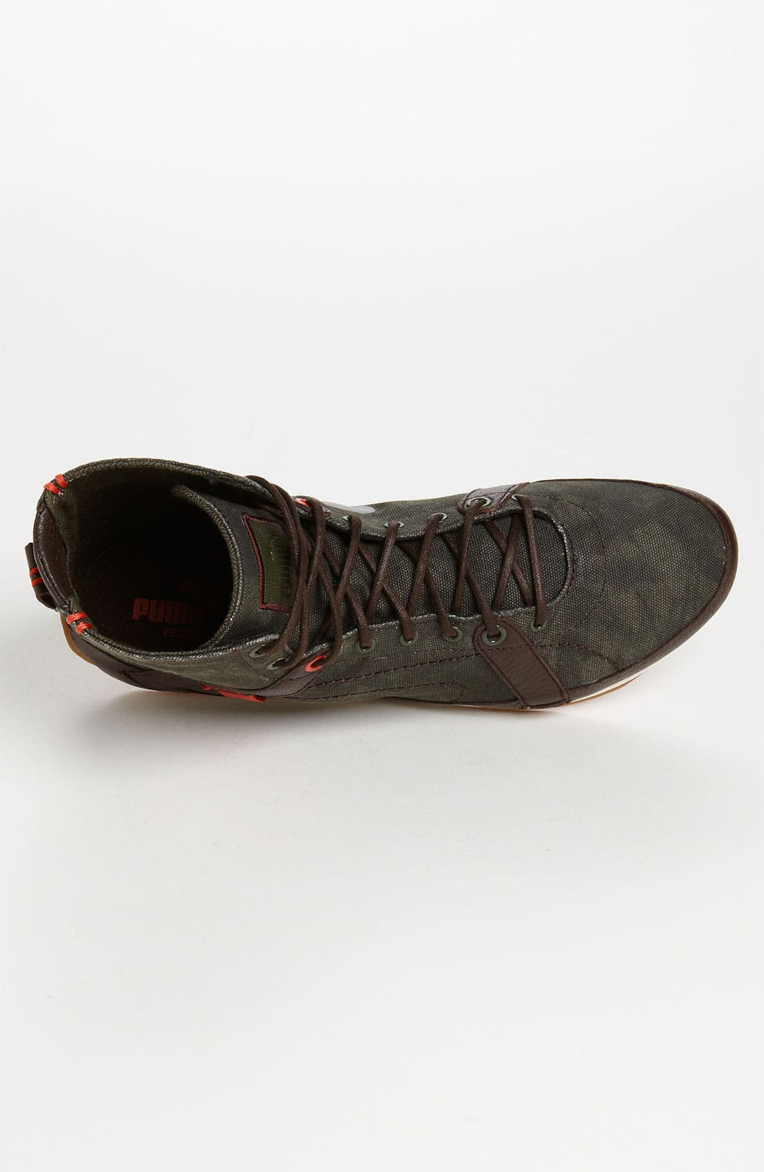 Alternate Image 3  - PUMA 'Vettura Classico' Mid High Top Sneaker (Men)