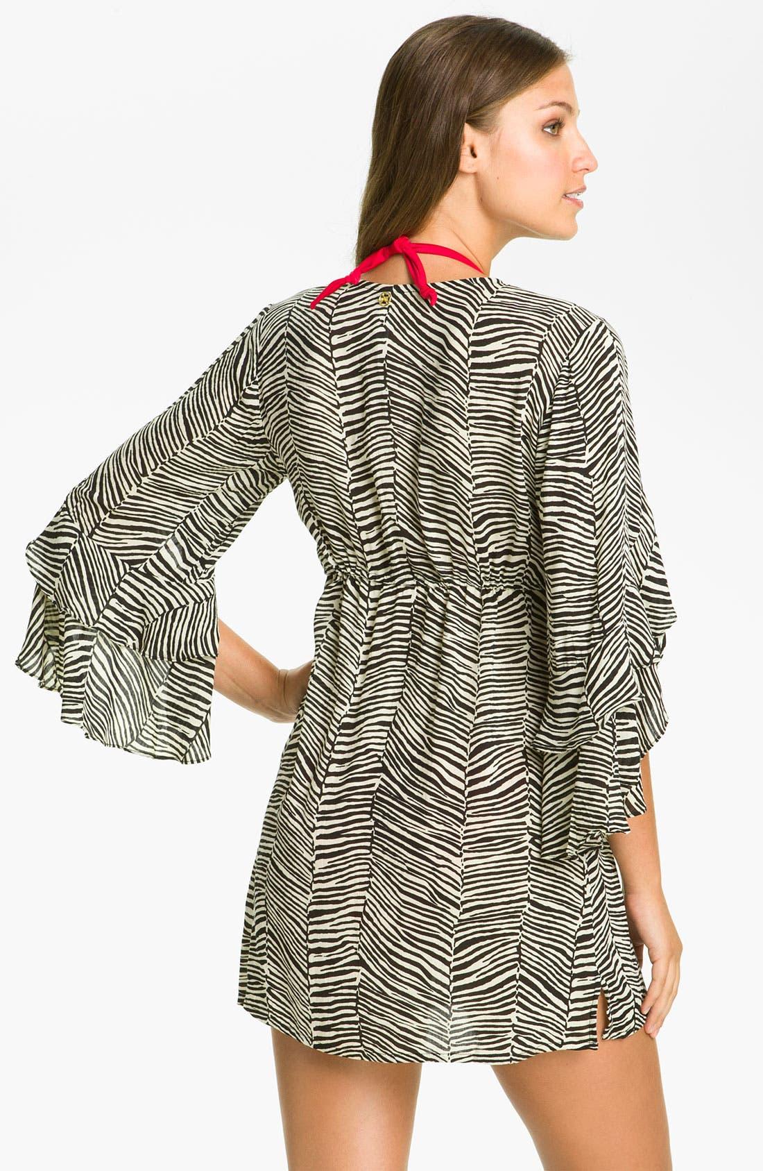Alternate Image 2  - ViX Swimwear 'Africa - Nubia' Tunic Cover Up
