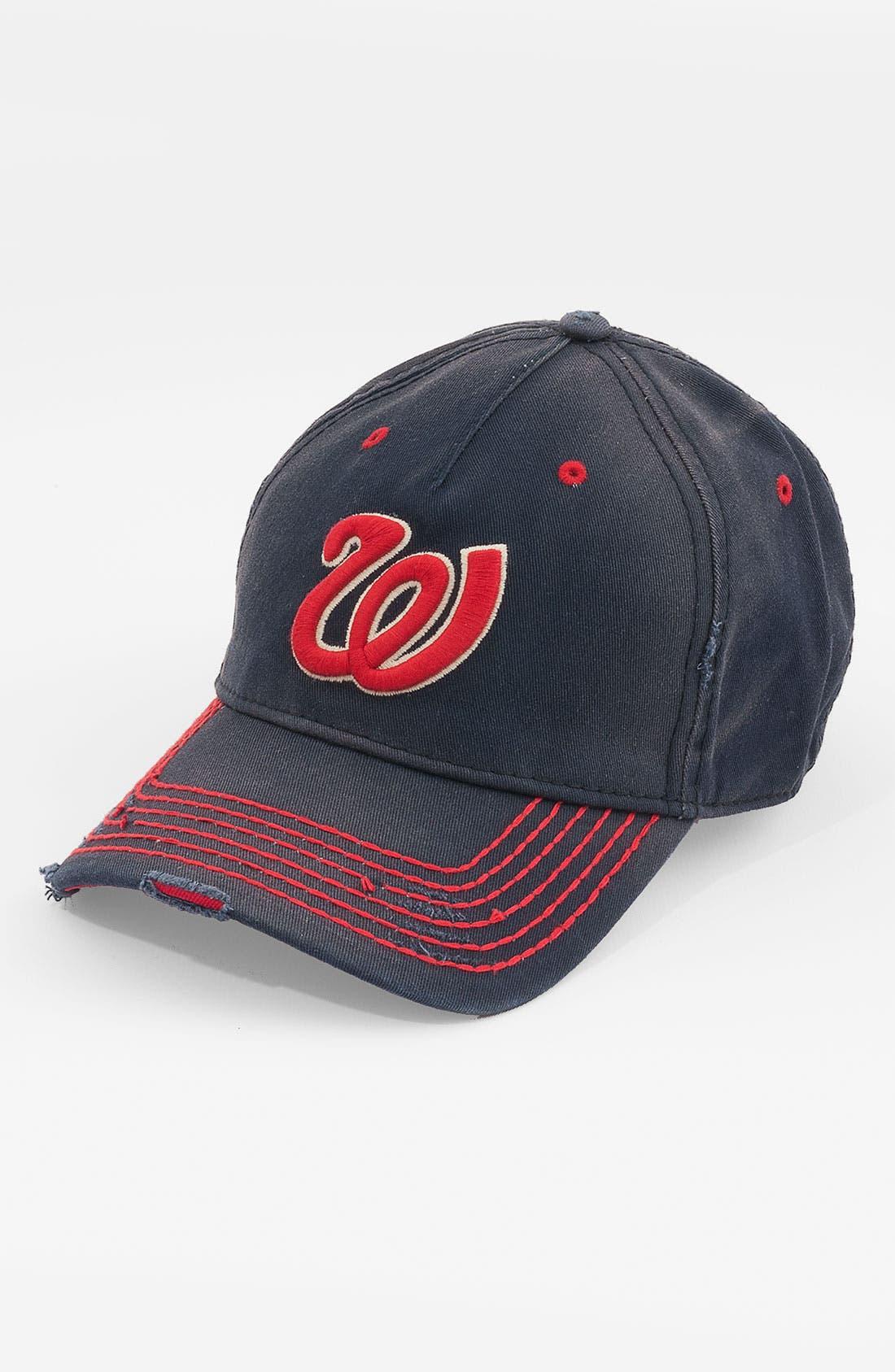 Alternate Image 1 Selected - American Needle 'Washington Senators' Baseball Cap