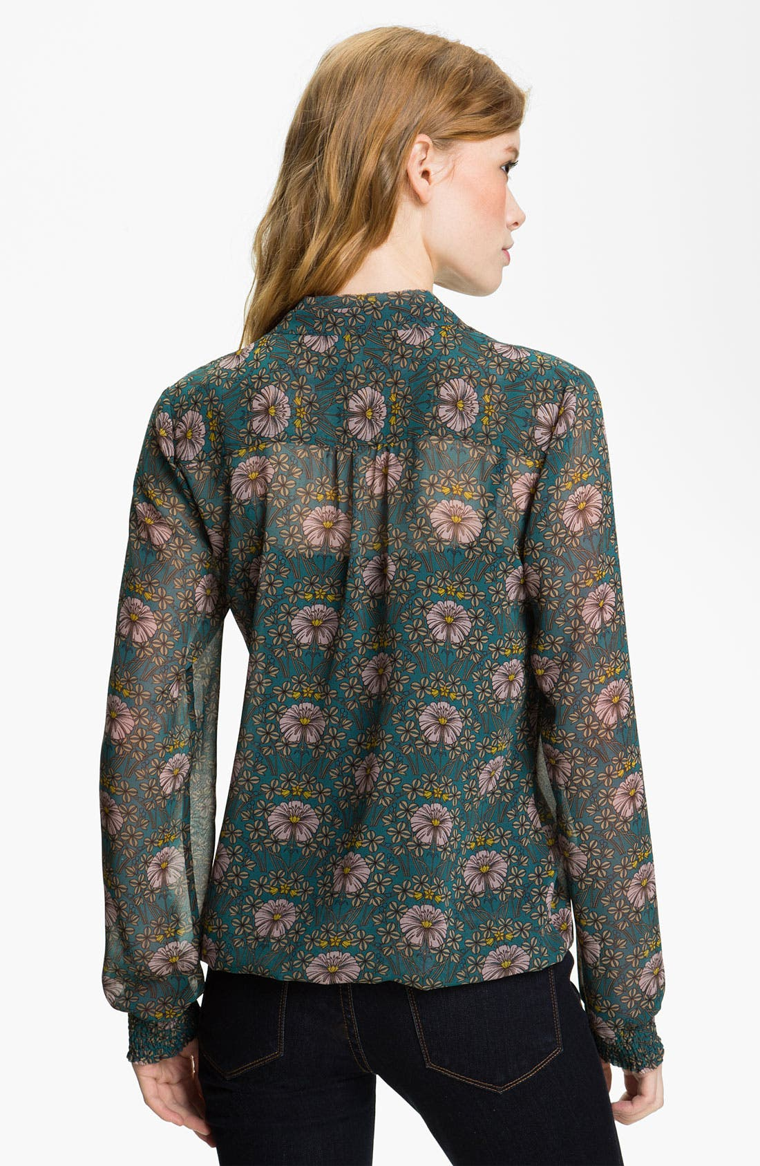Alternate Image 2  - Hinge® Print Blouse