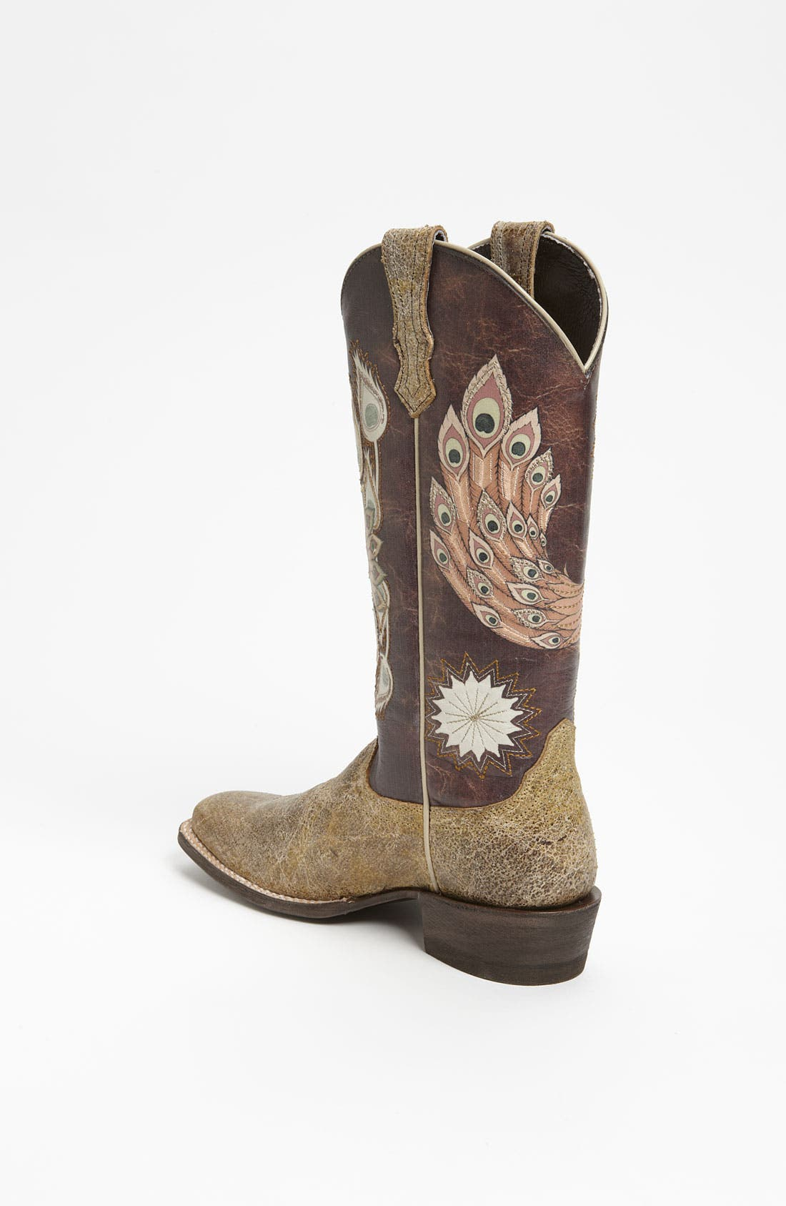 Alternate Image 2  - Ariat 'Mystic Feathers' Boot